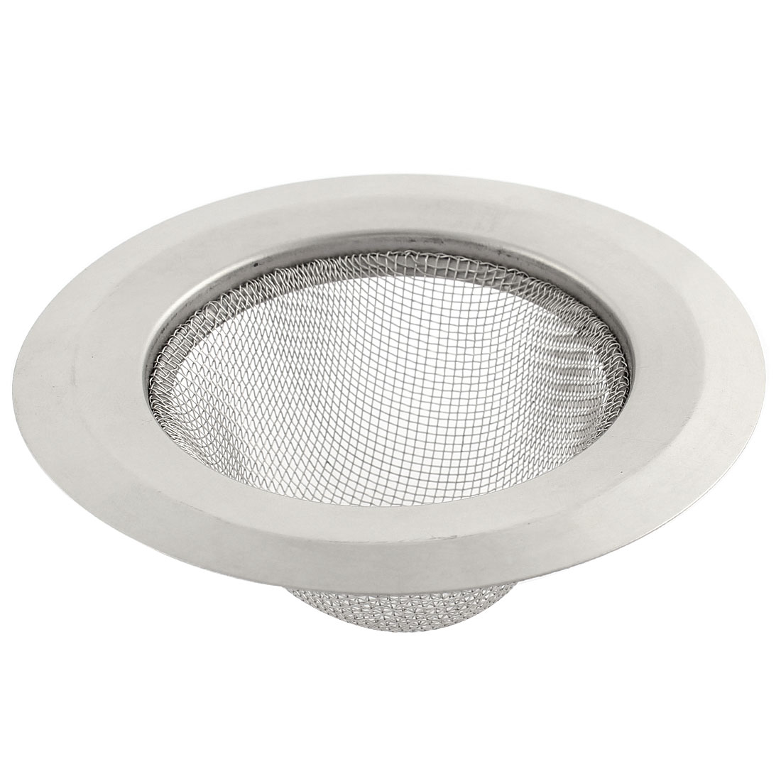 Home Kitchen Basin Filter Mesh Sink Strainers 4.4 Inch Outer Dia 2.8 Inch Inner Dia