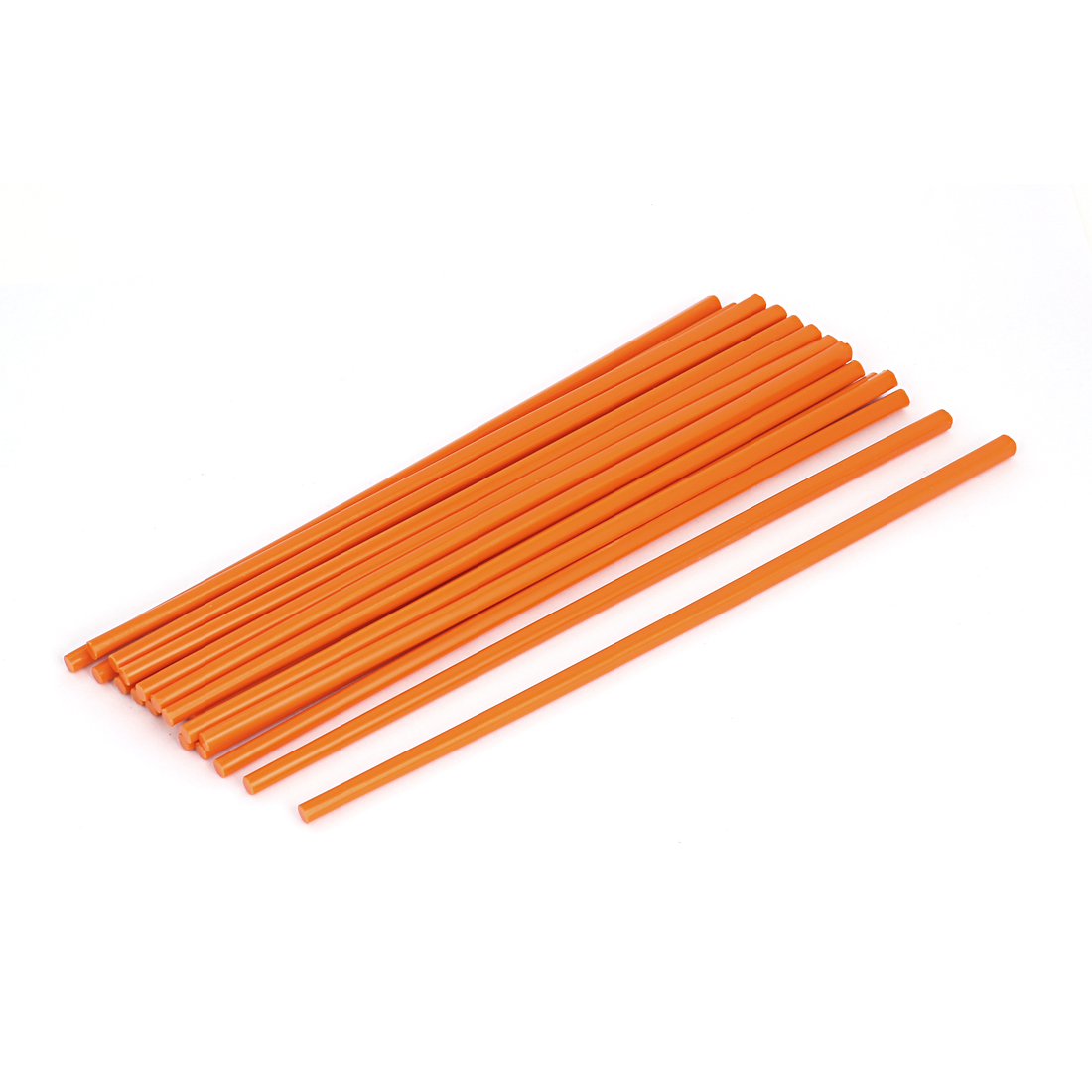 10 Pairs Chinese Traditional Home Kitchen Lunch Chopsticks Gift Orange