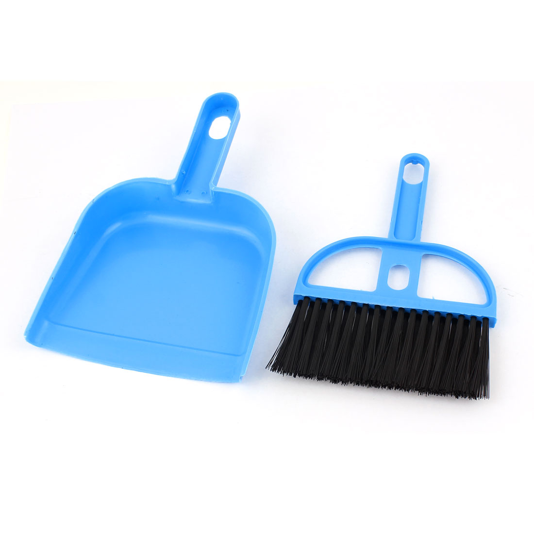 Portable Home PC Desk Computer Keyboard Duster Cleaning Cleaner Brush Blue