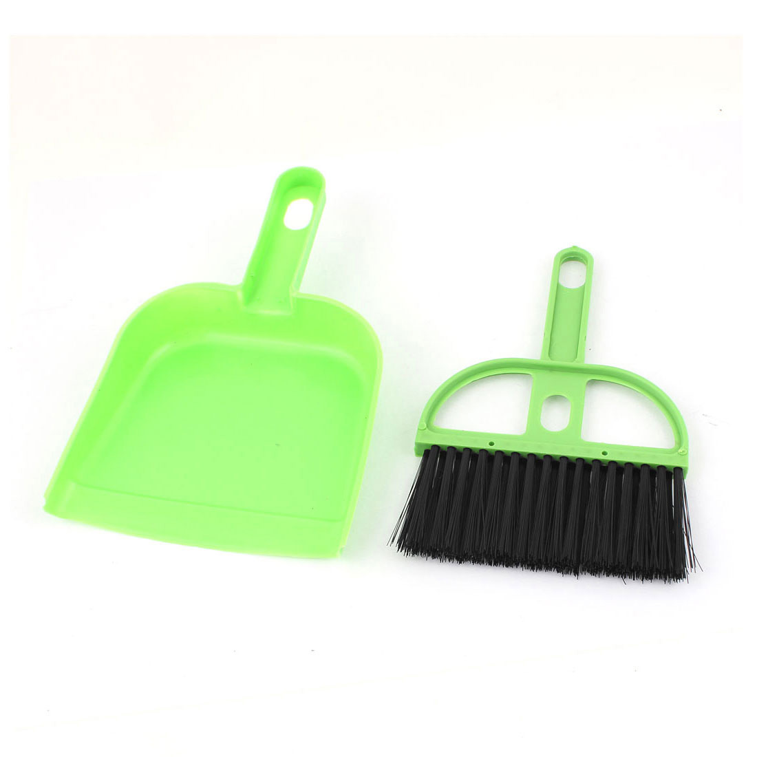 Portable Home PC Desk Computer Keyboard Duster Cleaning Cleaner Brush Green