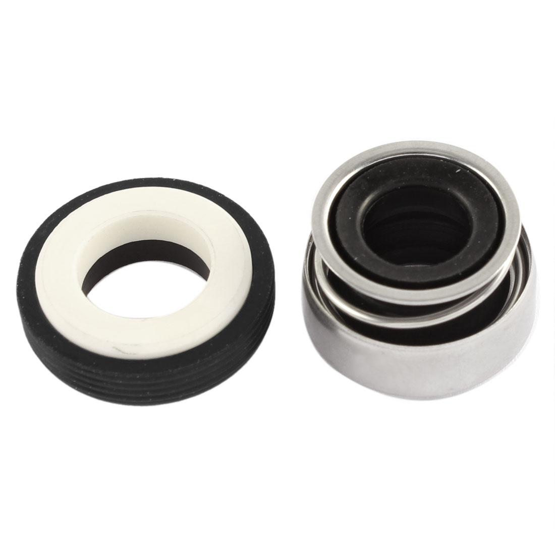 12mm Internal Diameter Round Single Coil Spring Water Pump shaft Mechanical Seal