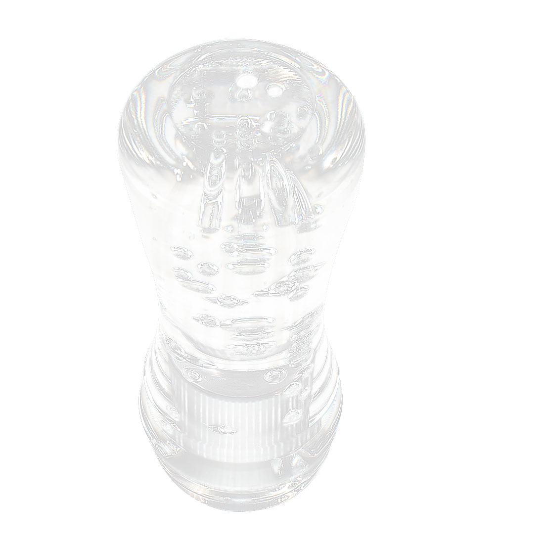 Auto Clear Bubble Screw on Manual Gear Stick Shift Knob Cover 10cm High