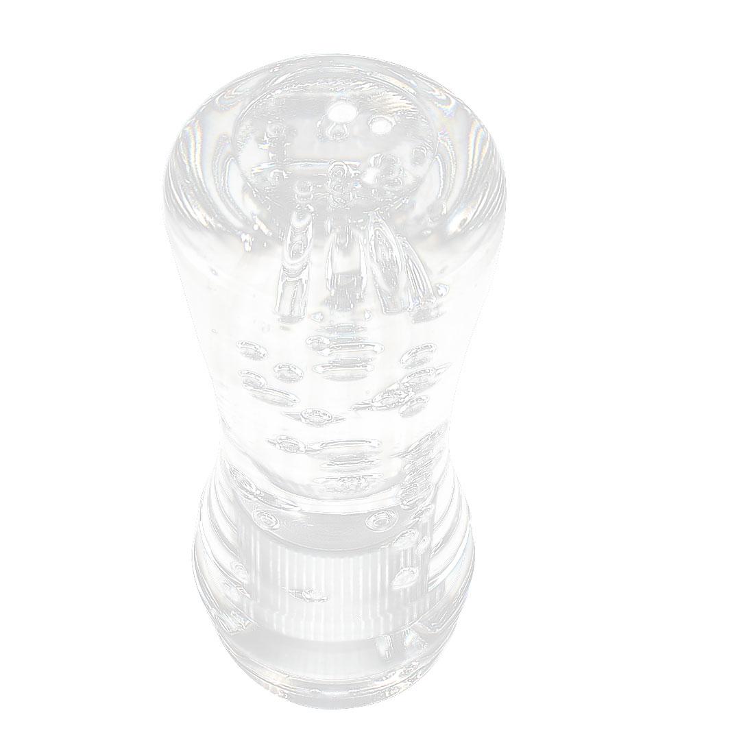 Auto Clear Bubble Screw on Manual Gear Stick Shift Knob Cover 10cm High