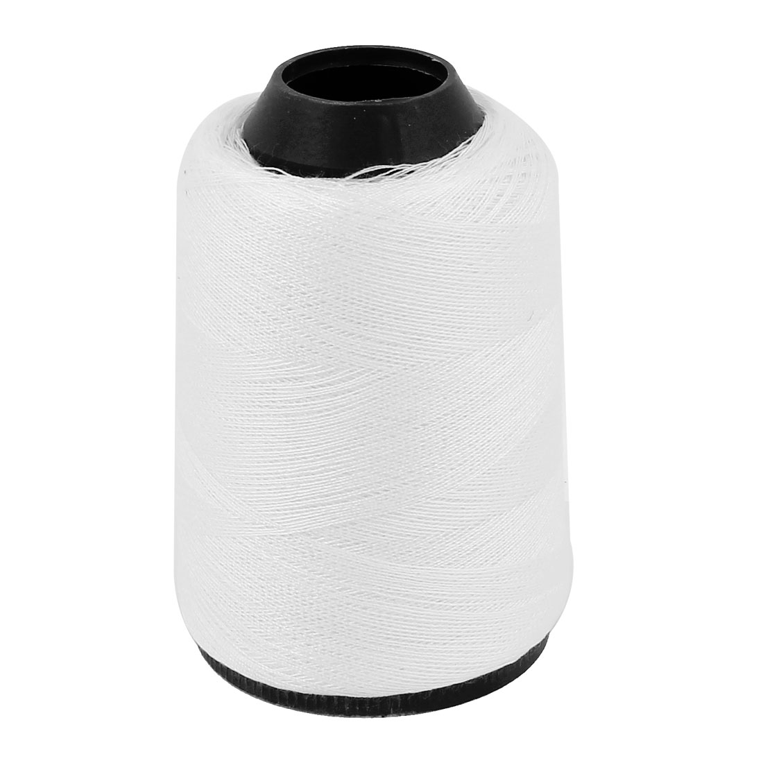 Polyester Tailoring Crafting Clothing Sewing Thread String Reel Spool White