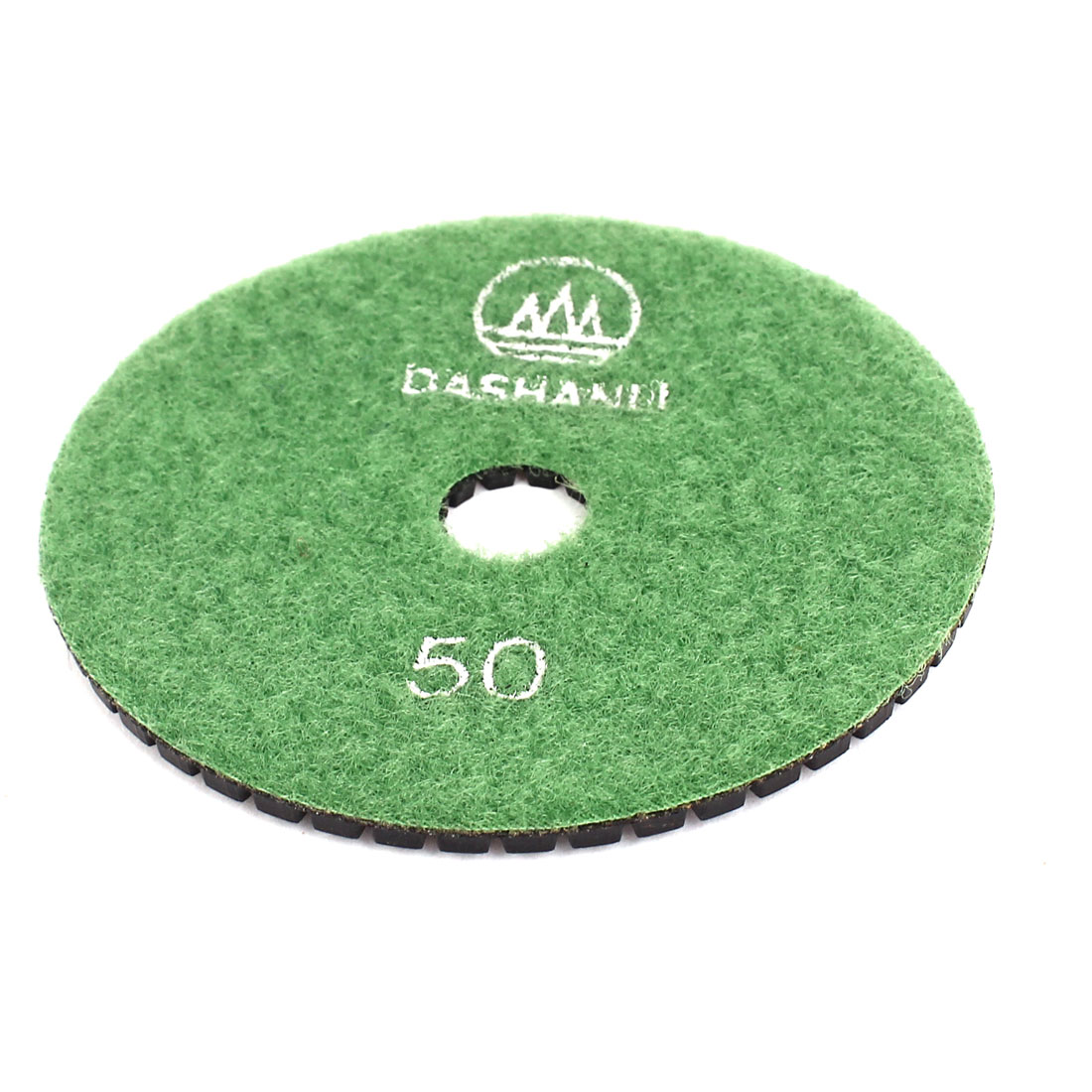 "Tile Stone Marble 50 Grit Diamond Polishing Pad Polisher 100mm 4"" Diameter"