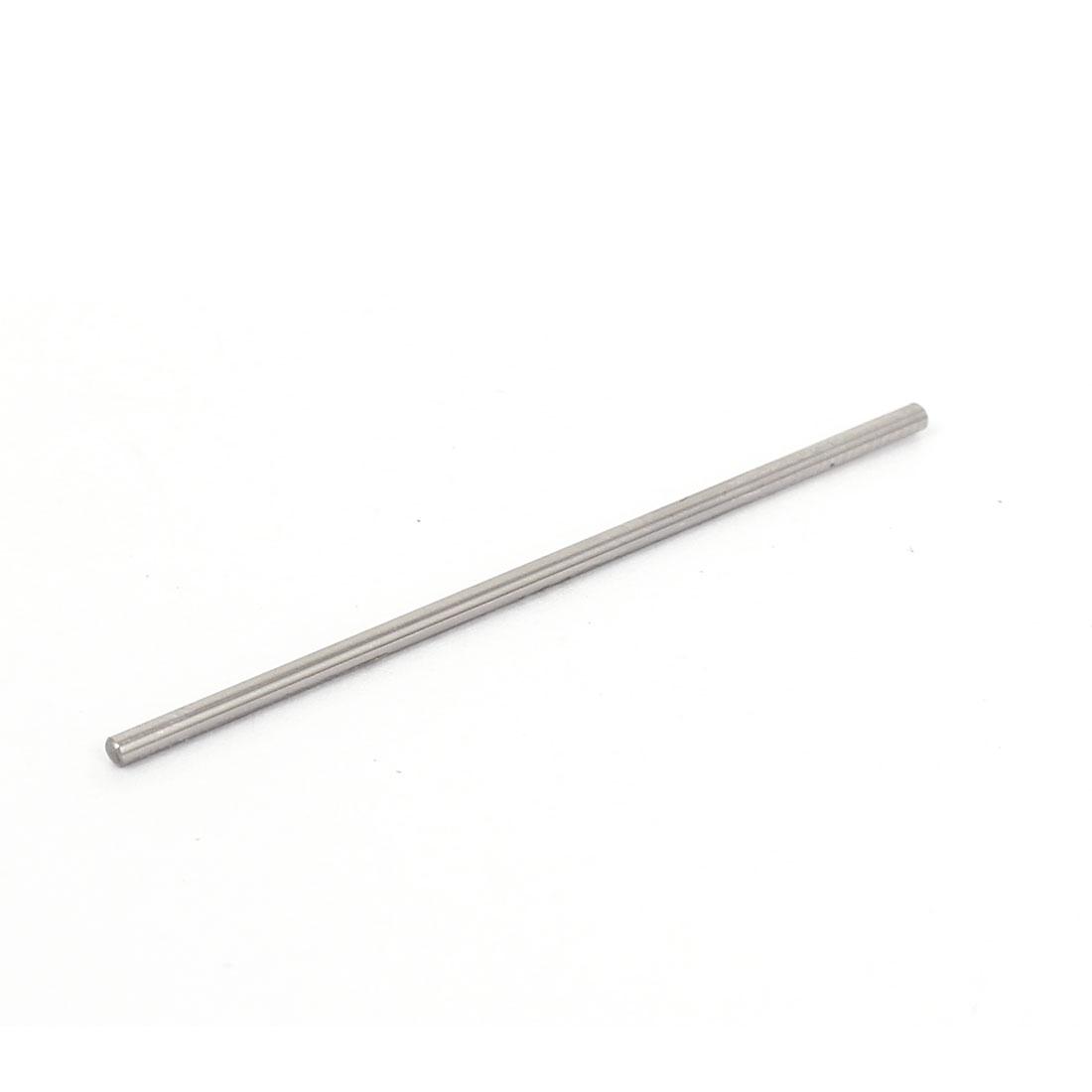 1.52mm Diameter 50mm Length Tungsten Carbide Pin Gage Gauge