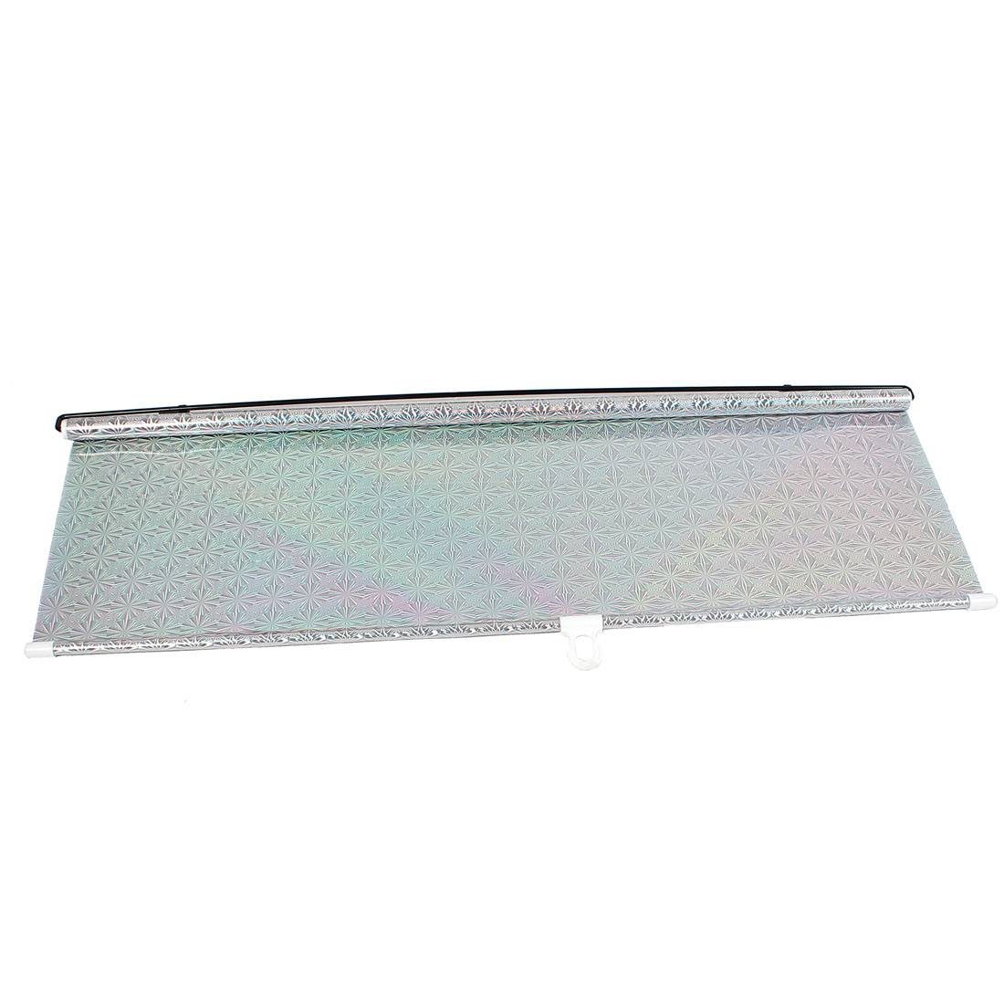 Vehicle Car Reflective Sunshield Window Sun Shade Protector Silver Tone 125cm x 68cm