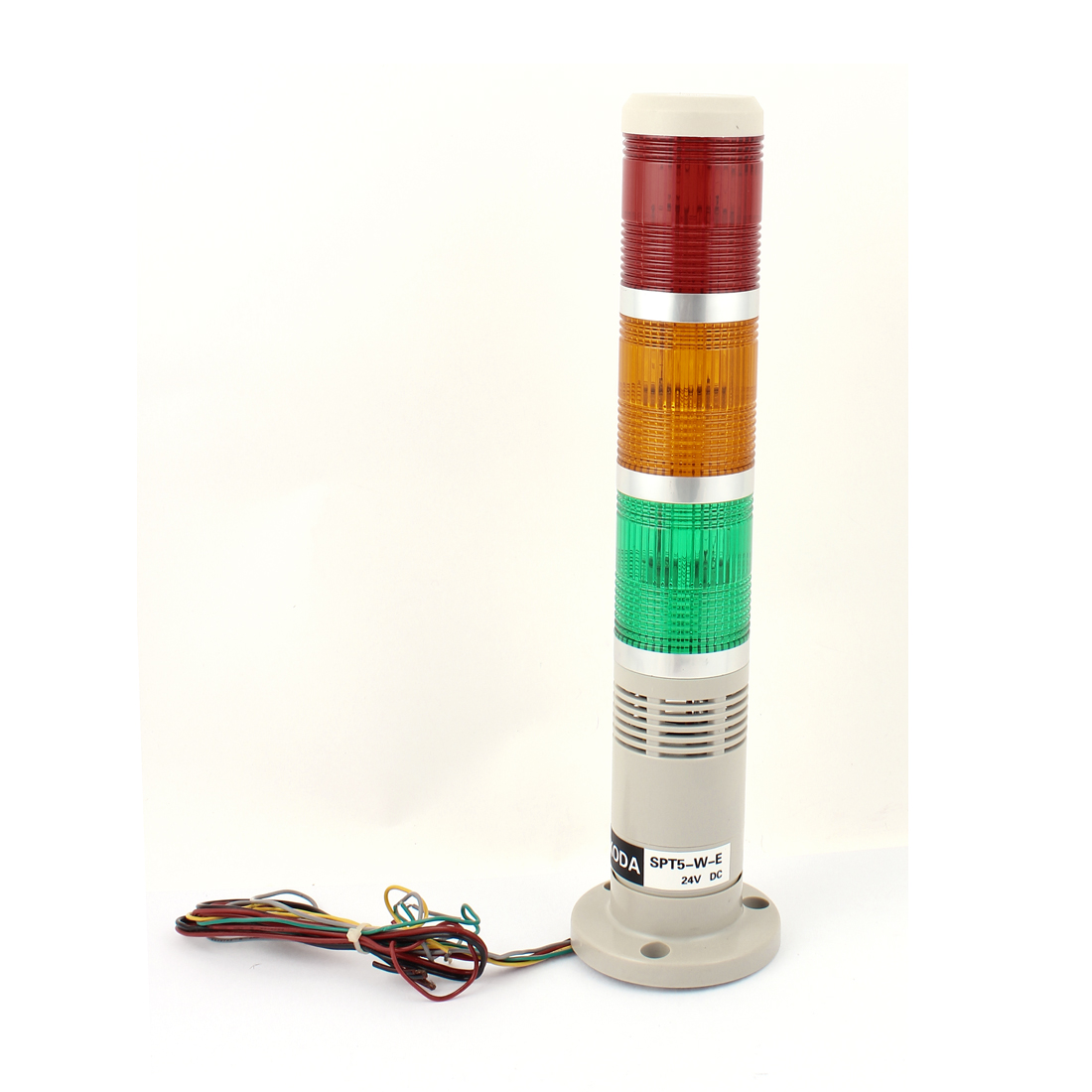 SPT5-T-E DC24V Tower Lamp Warning Industrial Signal Light