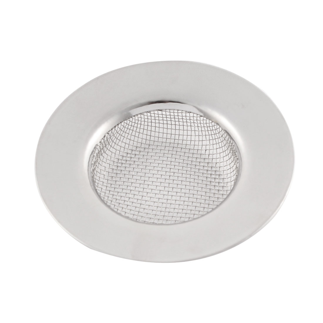 75mm Diameter Bath Water Drainage Stopper Disposal Sink Mesh Basin Strainer