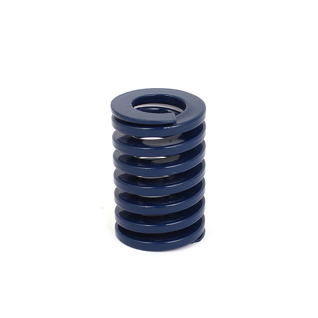20mm OD 30mm Long Coil Light Load Stamping Compression Mold Die Spring Blue