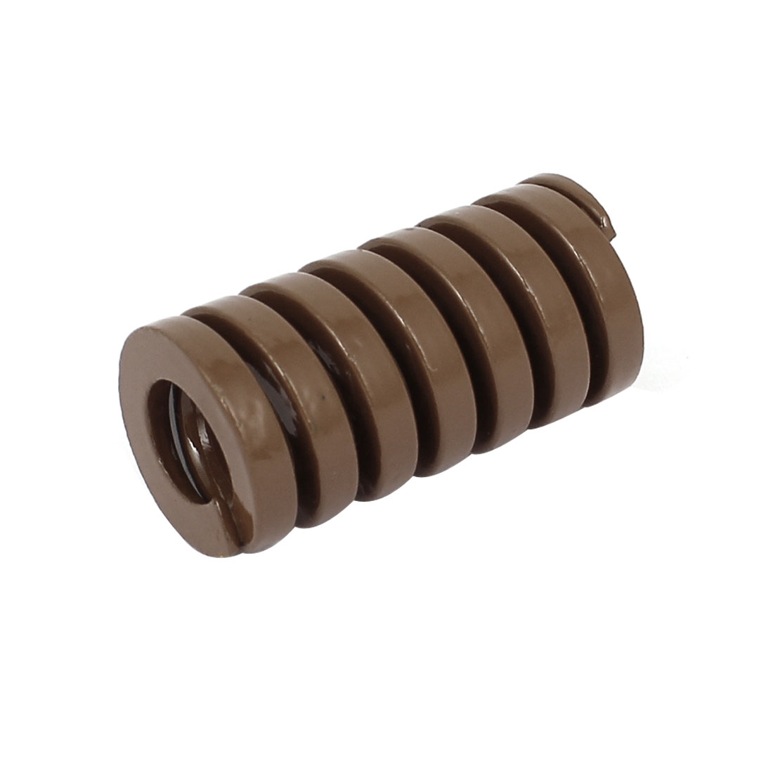 20mm OD 40mm Long Heavy Load Coil Stamping Compression Mold Die Spring Brown