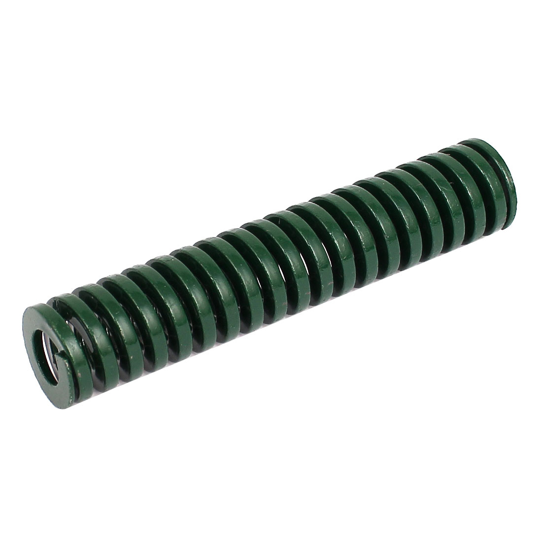 16mm OD 80mm Long Heavy Load Coil Stamping Compression Mold Die Spring Green