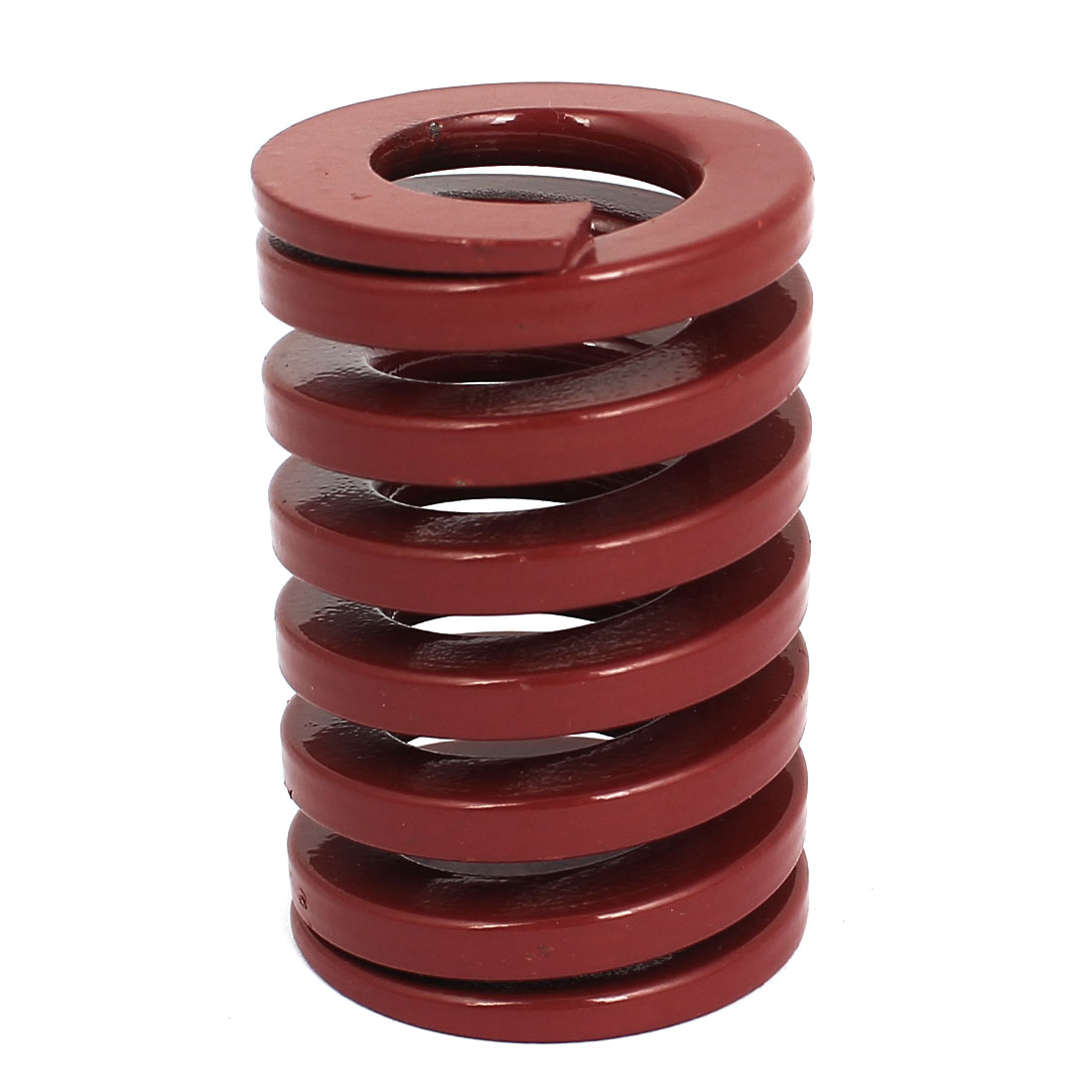 40mm OD 60mm Long Coil Medium Load Stamping Compression Mold Die Spring Red