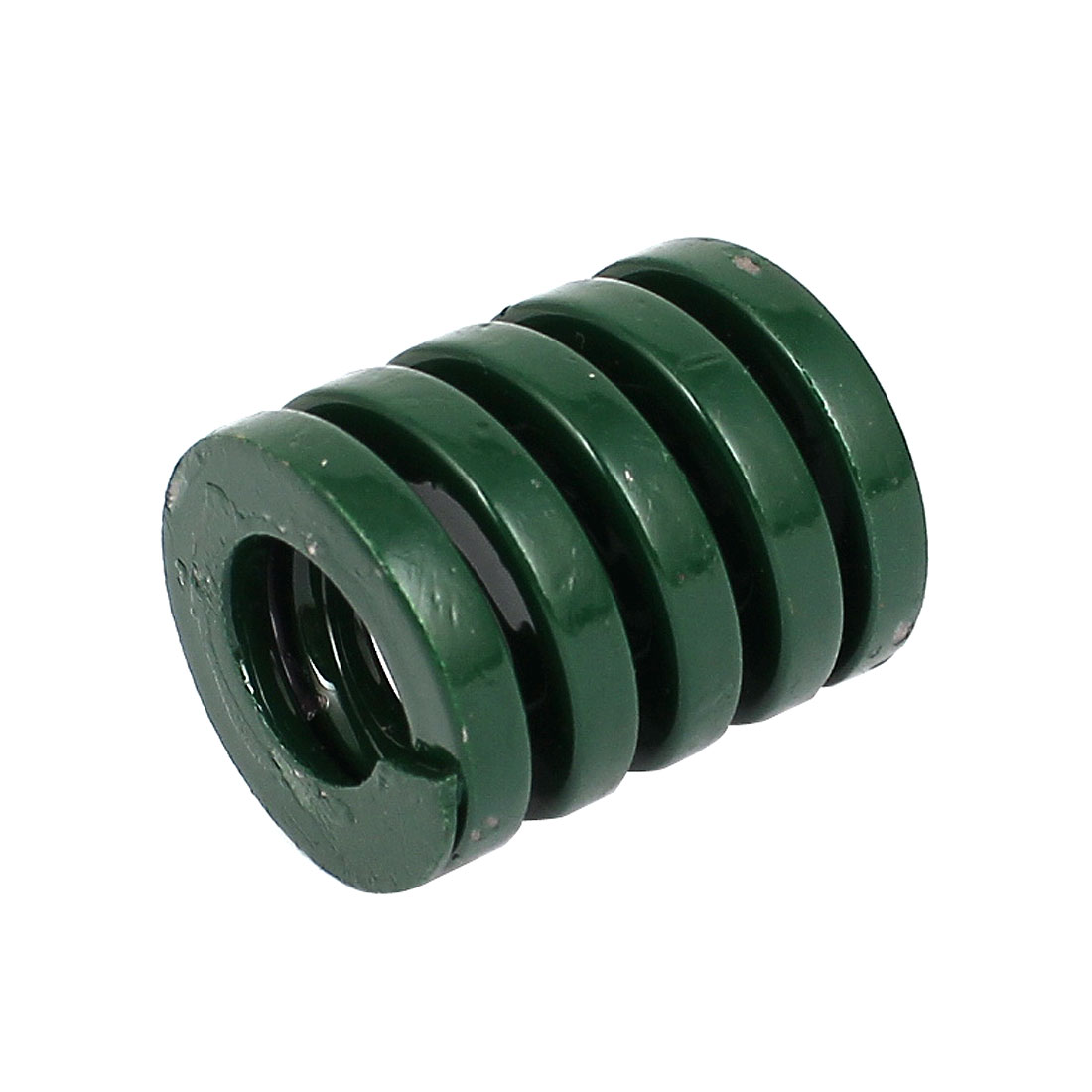 25mm OD 30mm Long Heavy Load Coil Stamping Compression Mold Die Spring Green