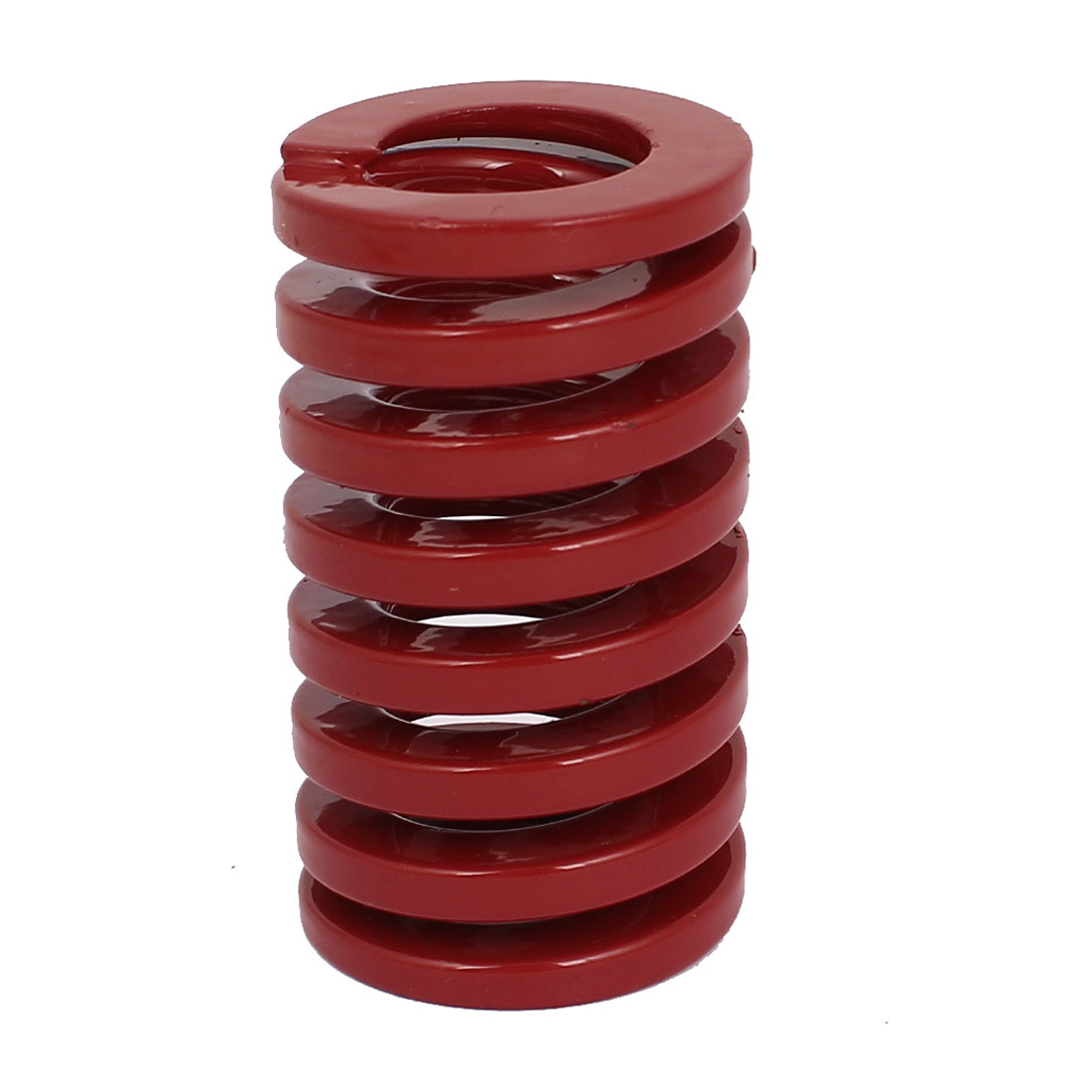40mm OD 70mm Long Coil Medium Load Stamping Compression Mold Die Spring Red