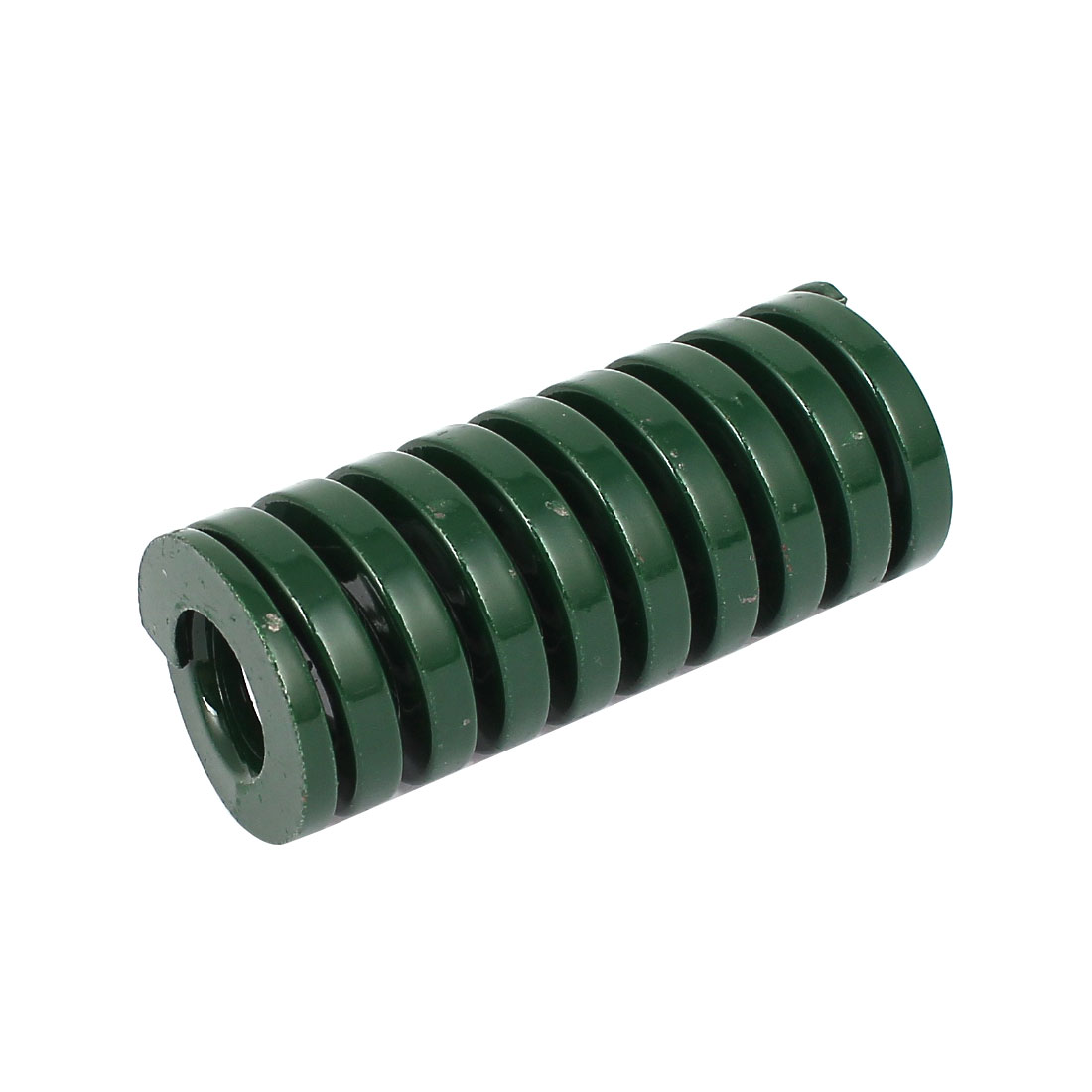 25mm OD 60mm Long Heavy Load Coil Stamping Compression Mold Die Spring Green