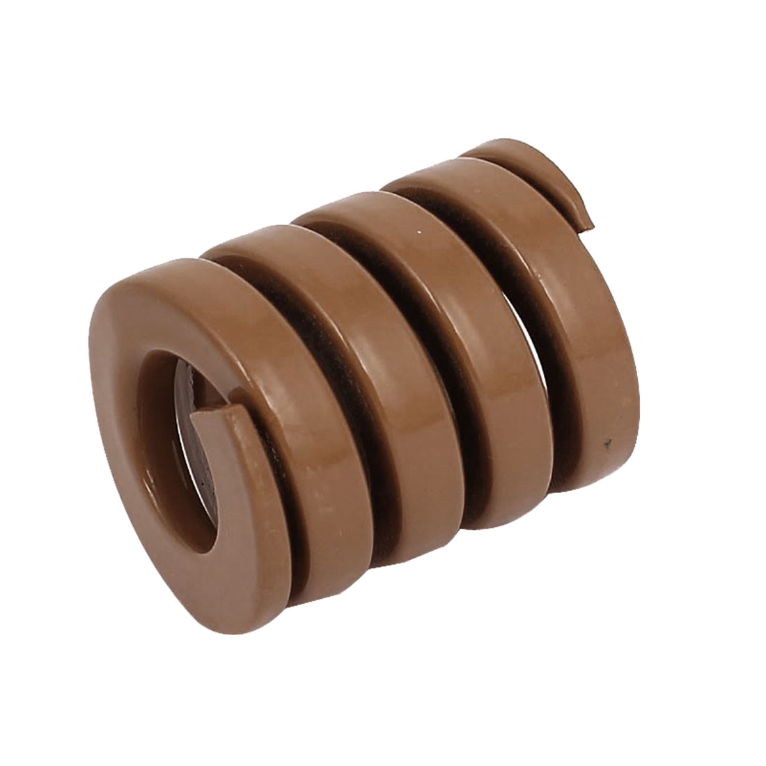 25mm OD 30mm Long Heavy Load Coil Stamping Compression Mold Die Spring Brown
