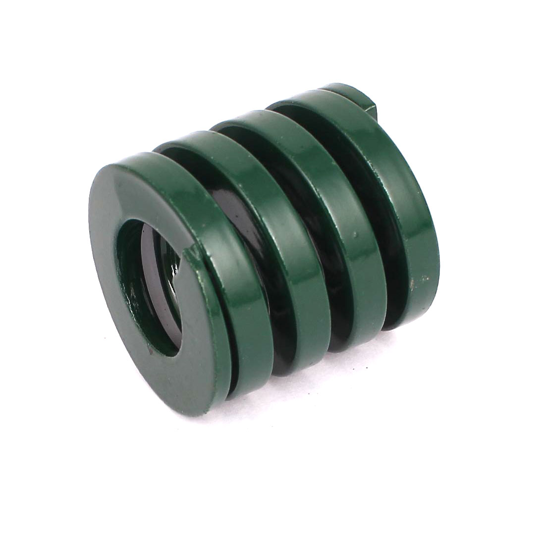 40mm OD 40mm Long Heavy Load Coil Stamping Compression Mold Die Spring Green