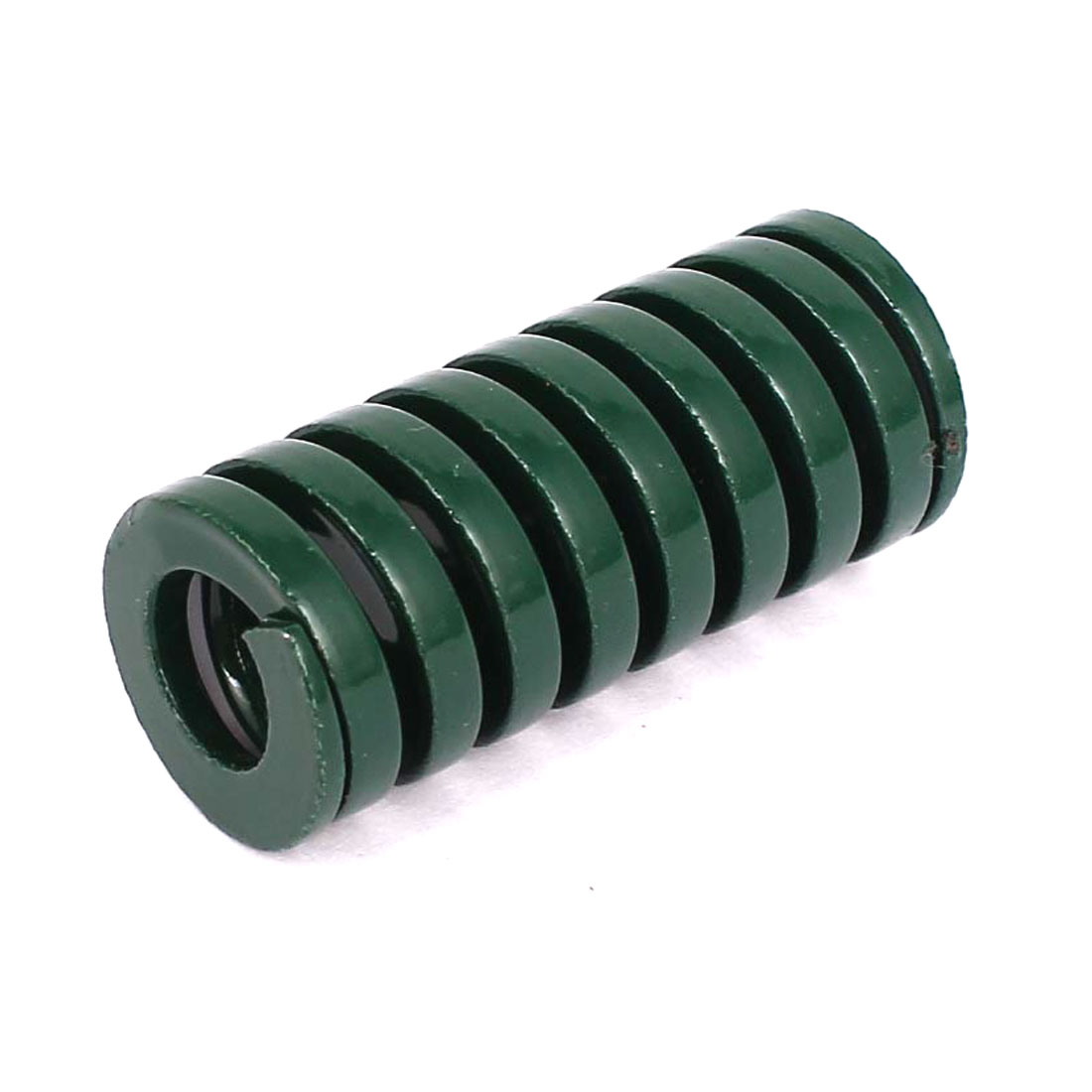 18mm OD 40mm Long Heavy Load Coil Stamping Compression Mold Die Spring Green