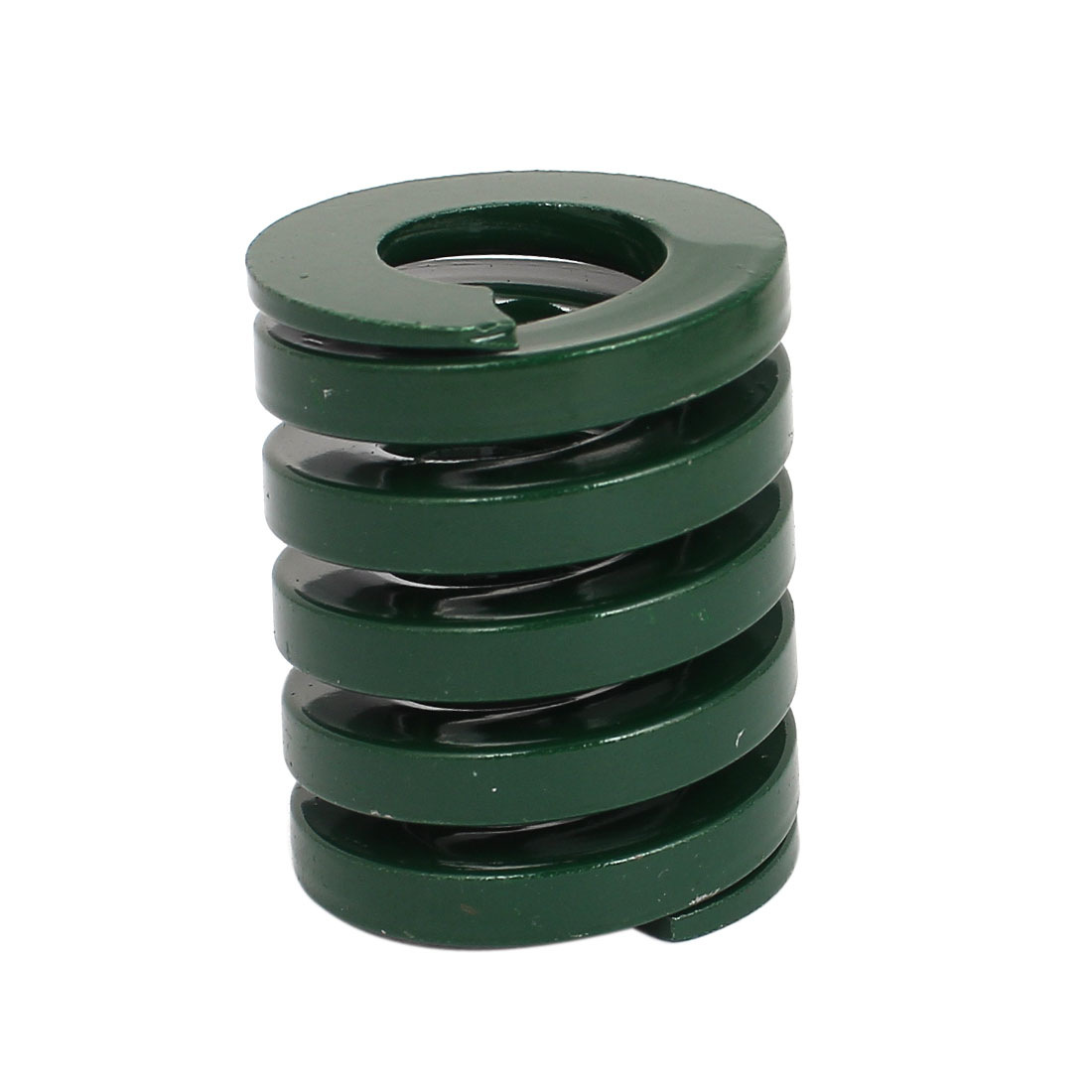 40mm OD 50mm Long Heavy Load Coil Stamping Compression Mold Die Spring Green