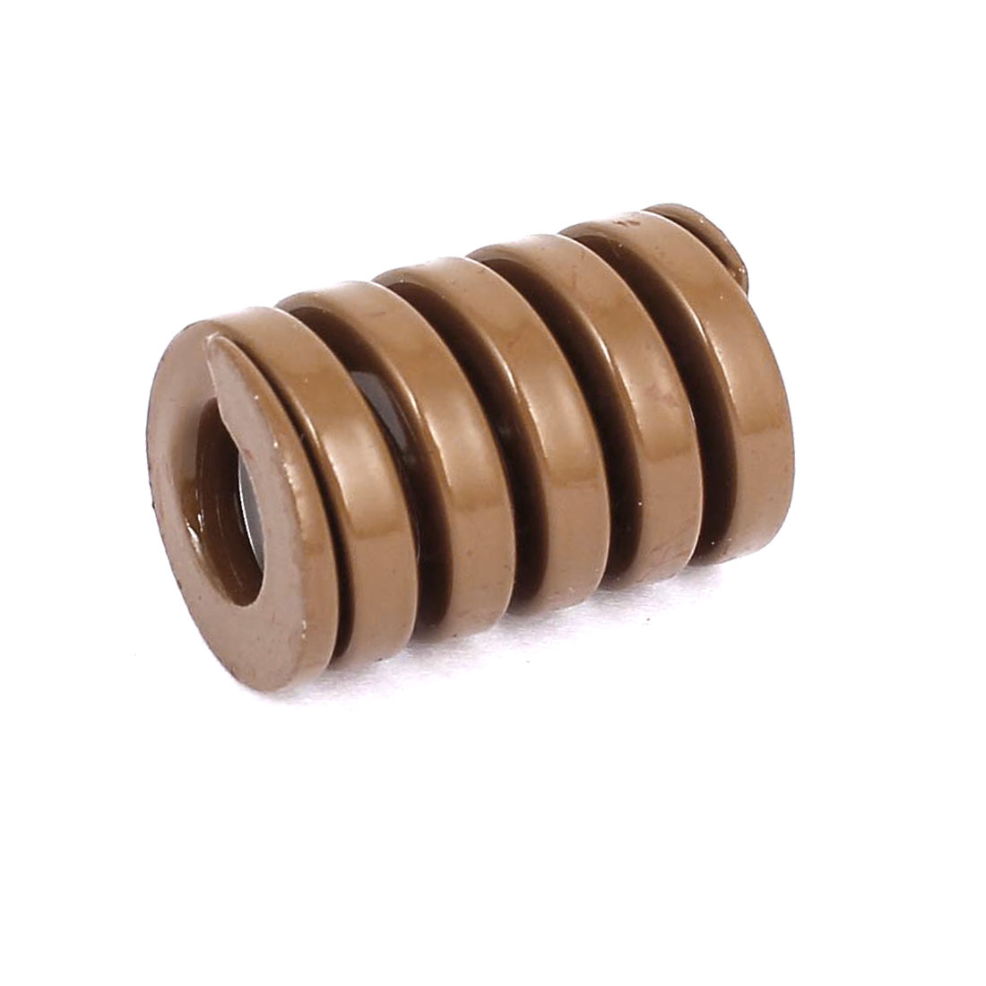 20mm OD 30mm Long Heavy Load Coil Stamping Compression Mold Die Spring Brown