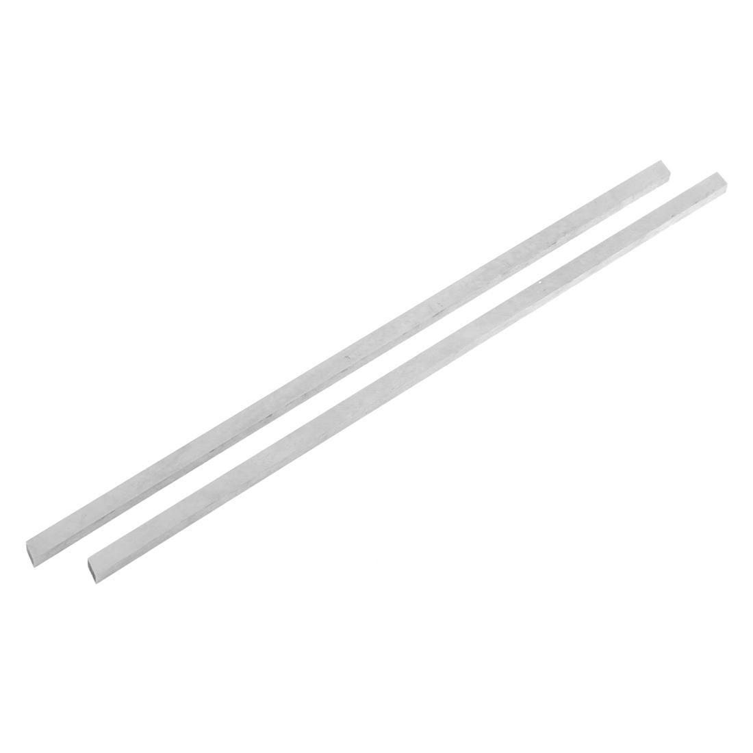 CNC Lathe HSS Square Bit Cutting Boring Bar Cutter Tool 3mmx5mmx200mm 2pcs