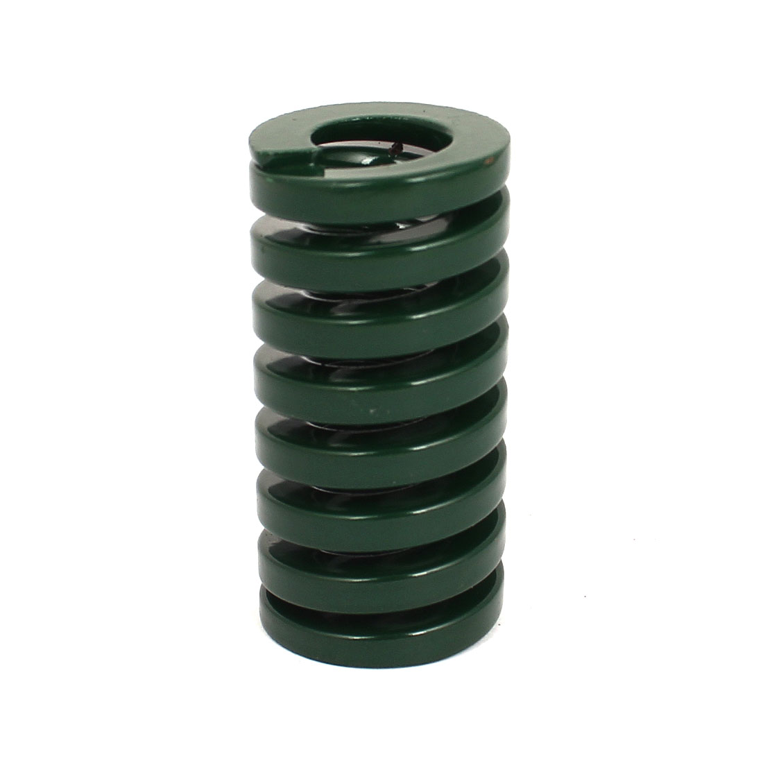 25mm OD 50mm Long Heavy Load Coil Stamping Compression Mold Die Spring Green