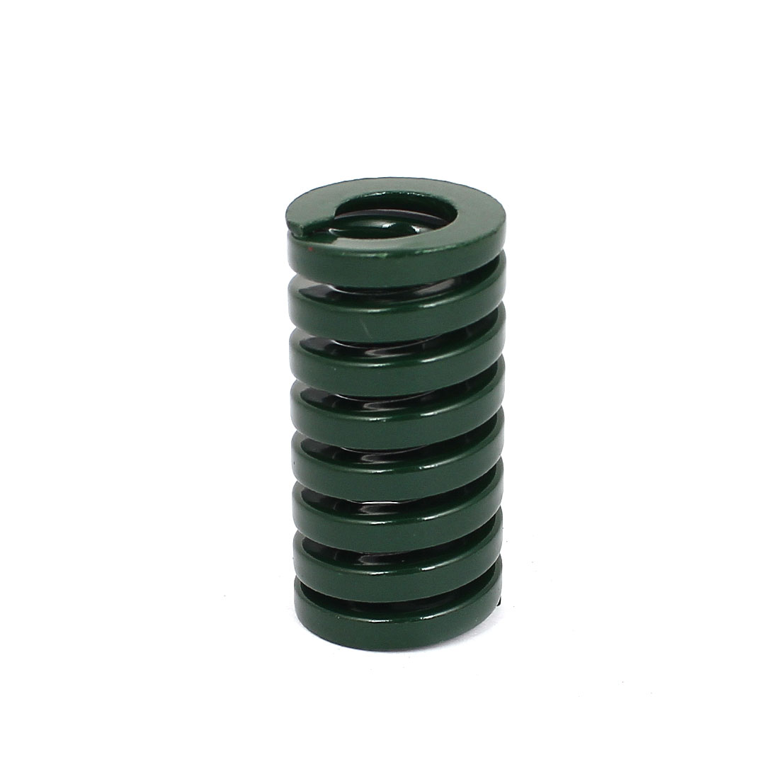 20mm OD 40mm Long Heavy Load Coil Stamping Compression Mold Die Spring Green