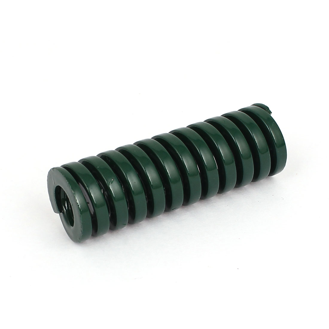 20mm OD 60mm Long Heavy Load Coil Stamping Compression Mold Die Spring Green