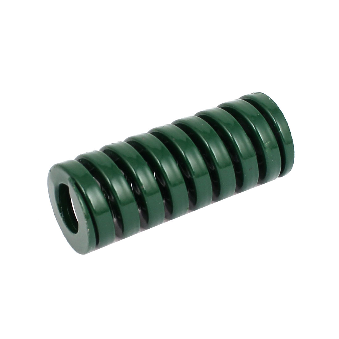 20mm OD 50mm Long Heavy Load Coil Stamping Compression Mold Die Spring Green