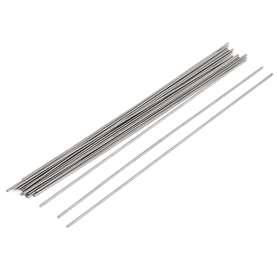 Machine Grooving Tool Steel Round Rod Bar Lathe Tools 0.8mmx100mm 20pcs