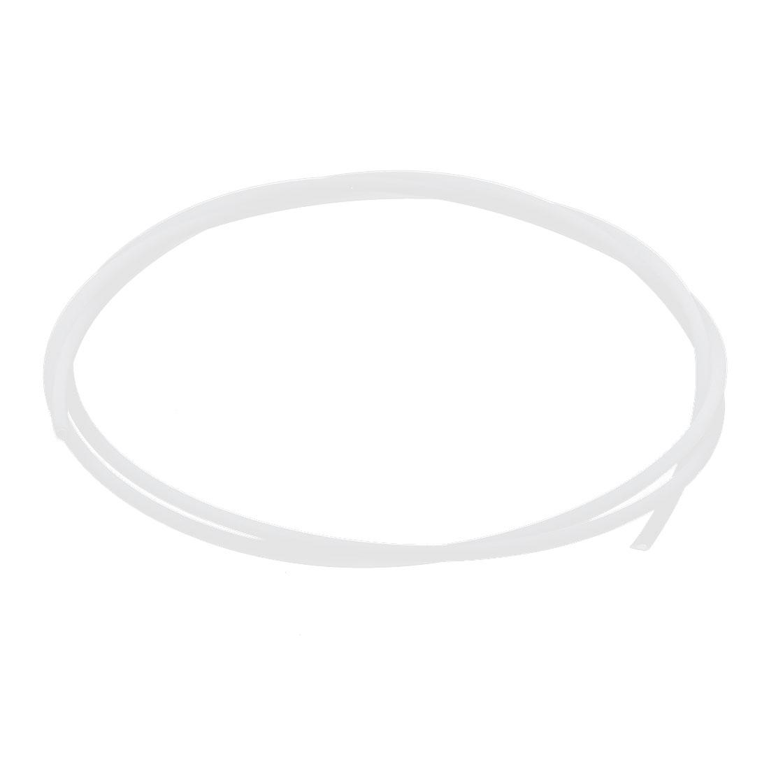 1Meters 1mm ID 2mm OD PTFE Tubing Tube Pipe for 3D Printer RepRap