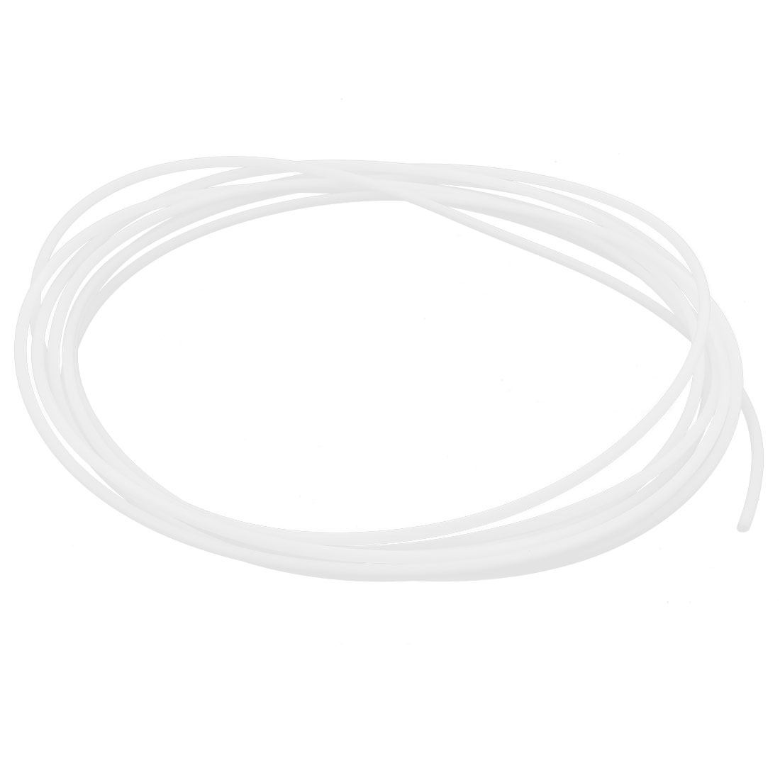 5M Length 2mm ID 4mm OD PTFE Tubing Tube Pipe for 3D Printer RepRap