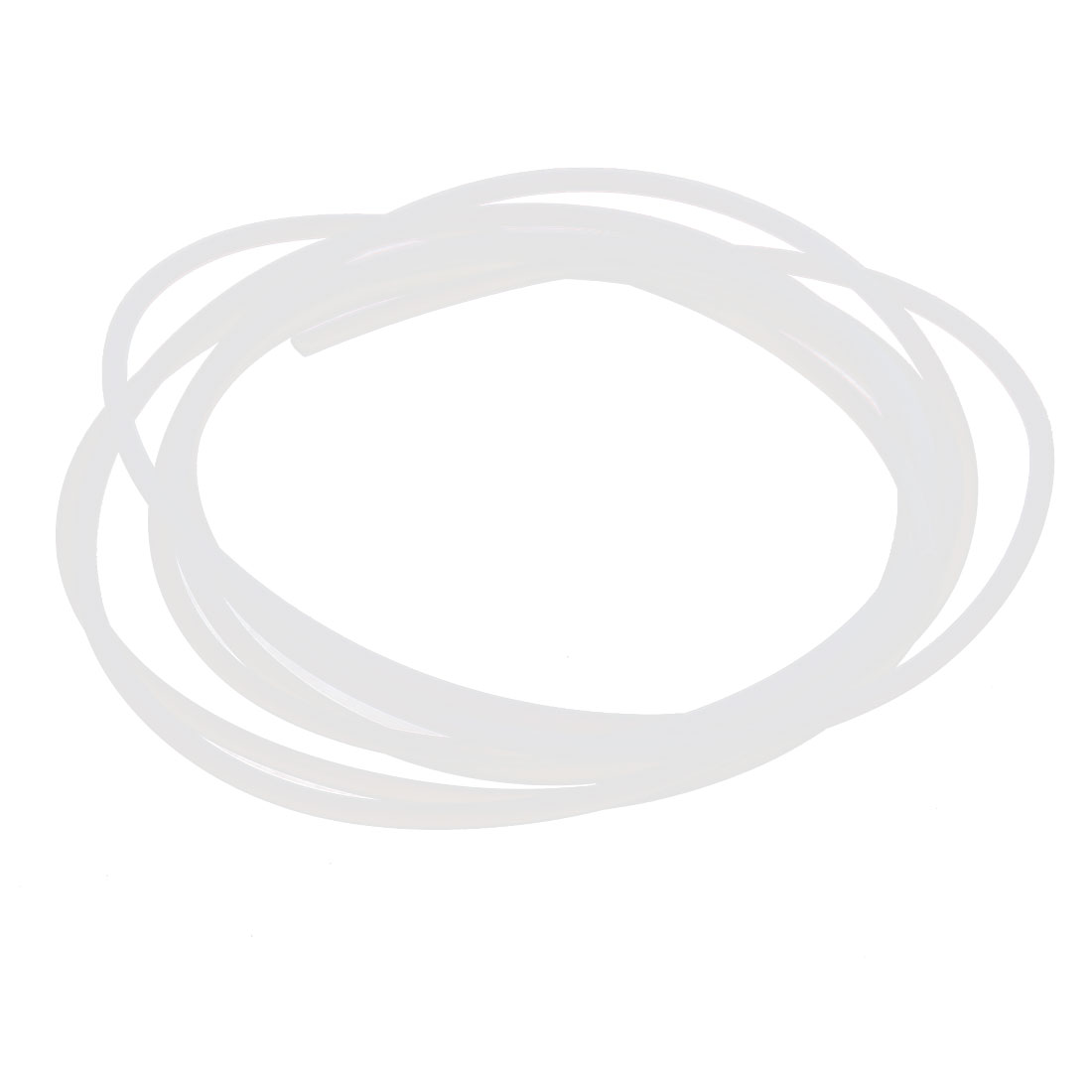 5Meters 2mm ID 3mm OD PTFE Tubing Tube Pipe for 3D Printer RepRap
