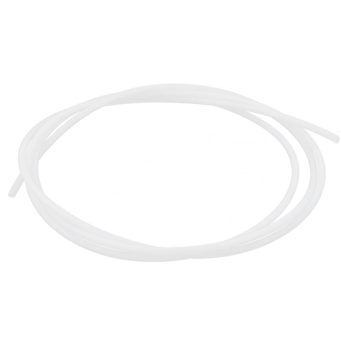 3mm ID 5mm OD PTFE Tubing Tube Pipe 2M 6.5ft for 3D Printer RepRap