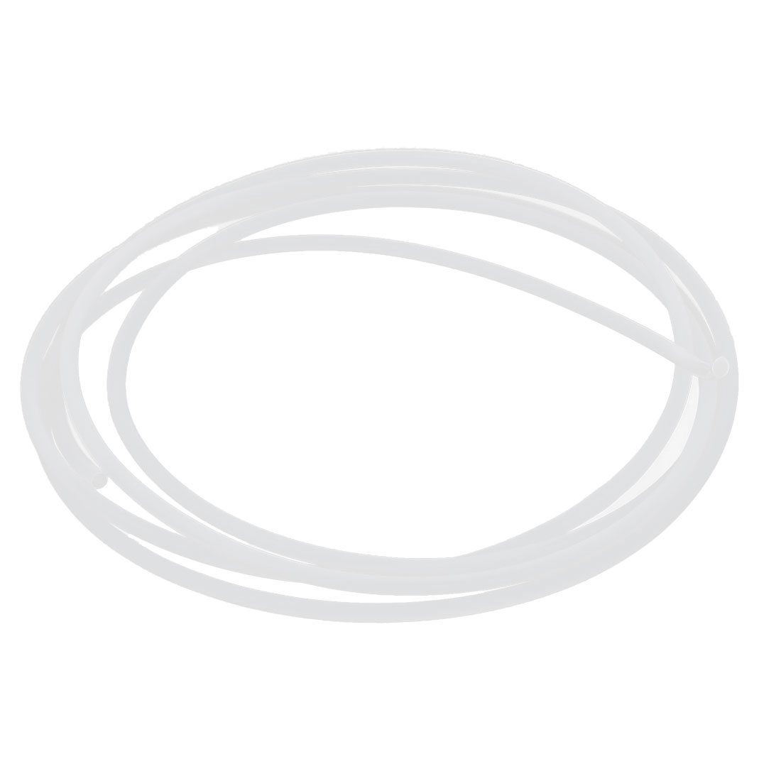 2M Length 3mm ID 4mm OD PTFE Tubing Tube Pipe for 3D Printer RepRap