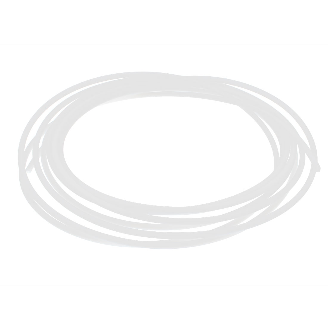 5M Length 4mm ID 6mm OD PTFE Tubing Tube Pipe for 3D Printer RepRap