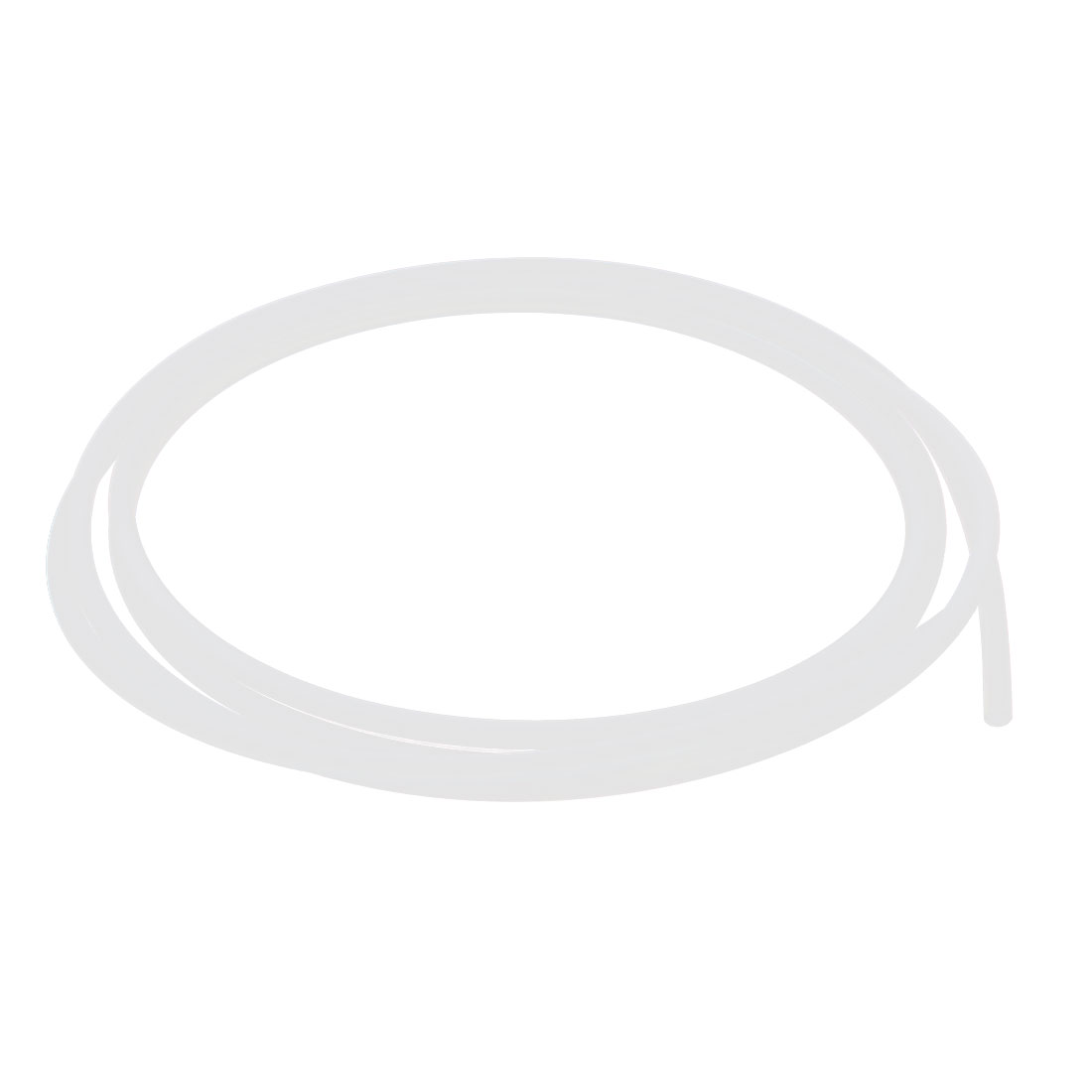 5M Length 9mm ID 12mm OD PTFE Tubing Tube Pipe for 3D Printer RepRap
