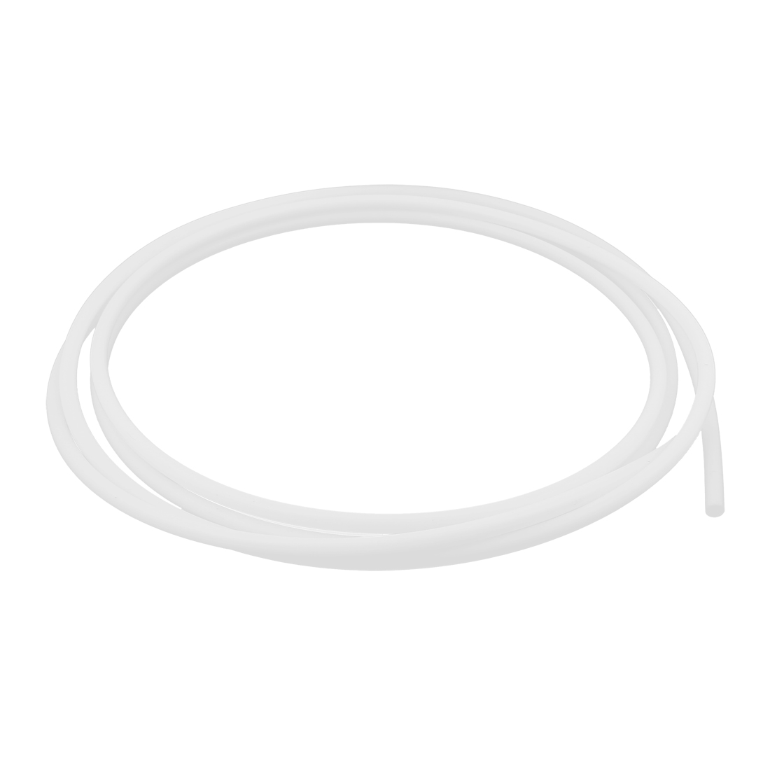 5M Length 10mm ID 12mm OD PTFE Tubing Tube Pipe for 3D Printer RepRap