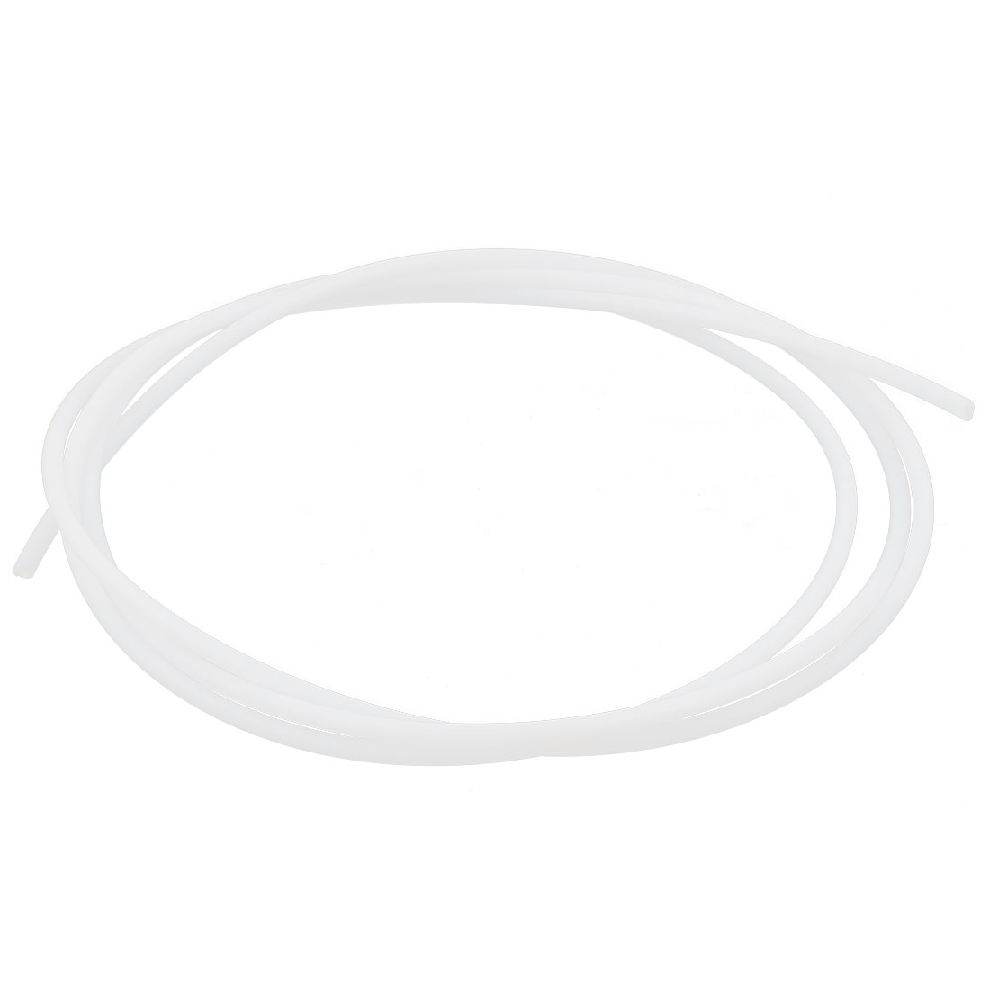 2M Length 6mm ID 8mm OD PTFE Tubing Tube Pipe for 3D Printer RepRap