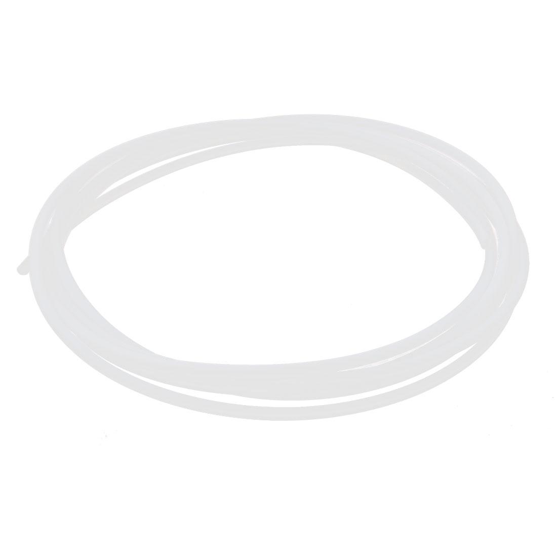 5M Length 6mm ID 8mm OD PTFE Tubing Tube Pipe for 3D Printer RepRap