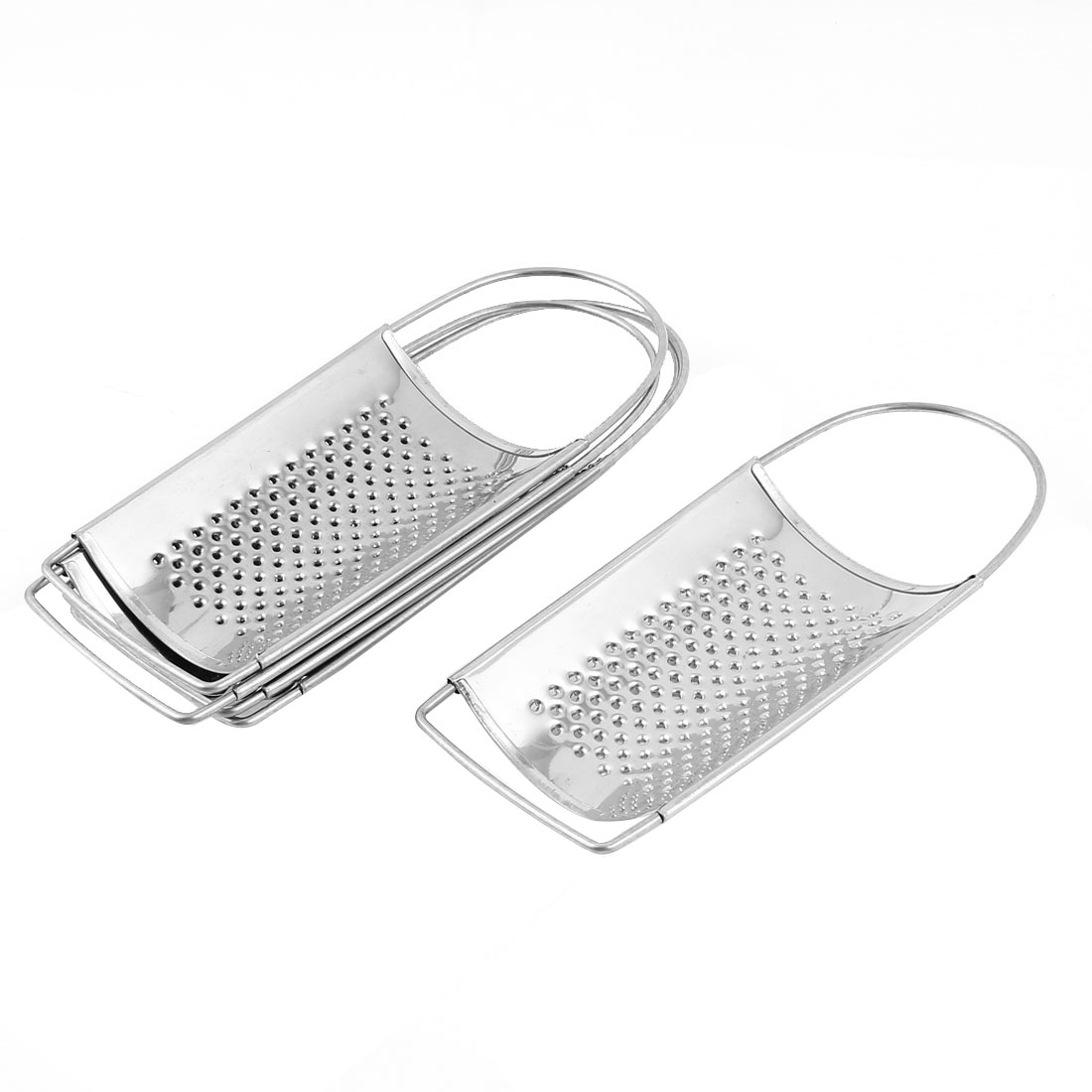 Stainless Steel Ginger Cheese Fine Grater Shredder Kitchenware 5pcs
