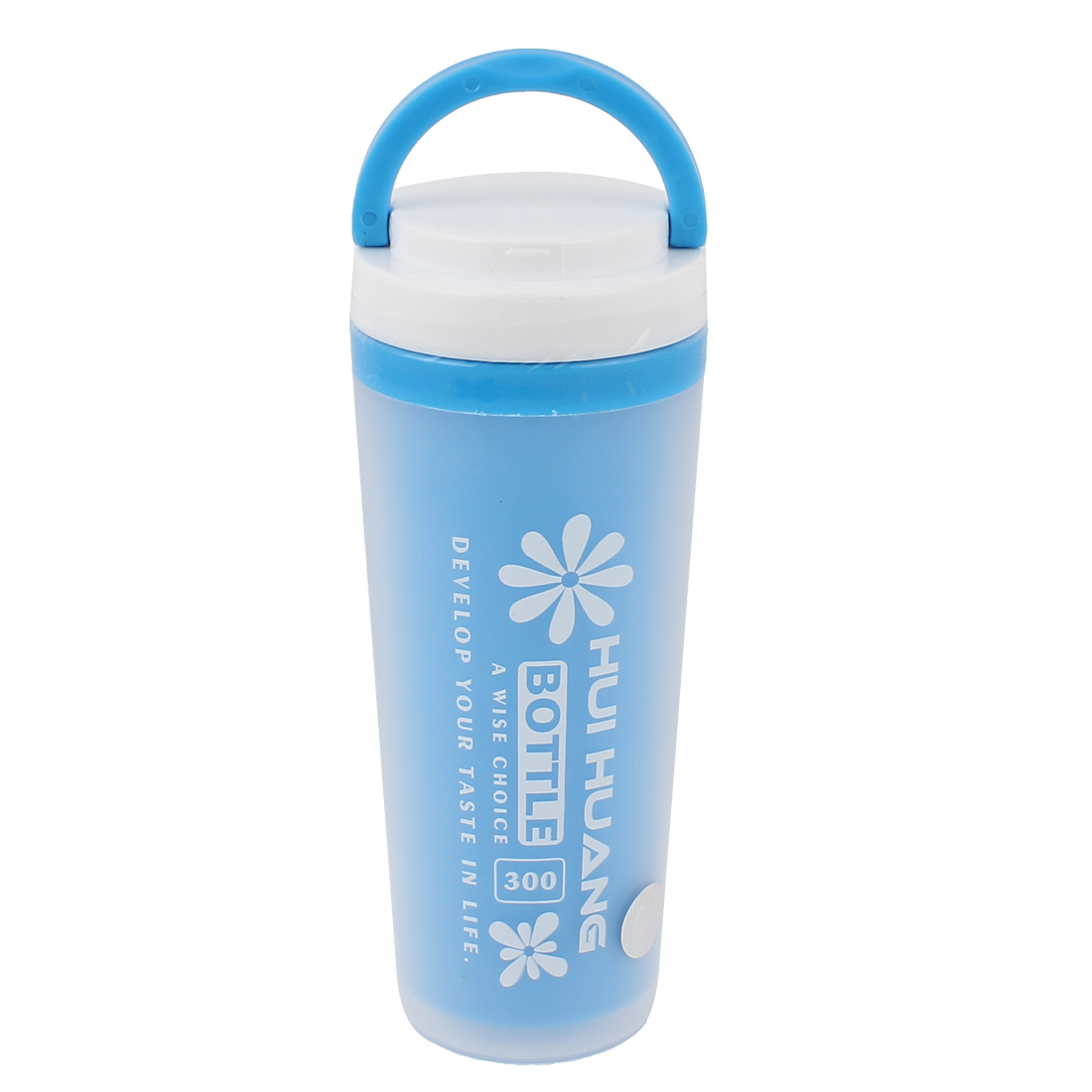 300ml Tea Water Vacuum Flask Insulated Insulating Bottle Travel Mug Blue