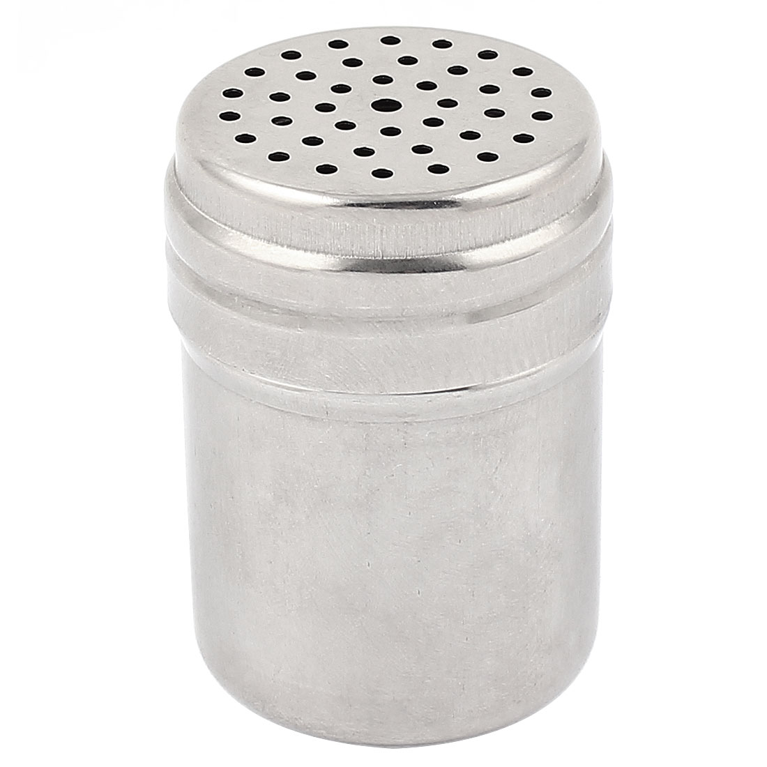 "Stainless Steel Cylindrical Toothpick Holder Container Box Dispenser 3"" x 2"""