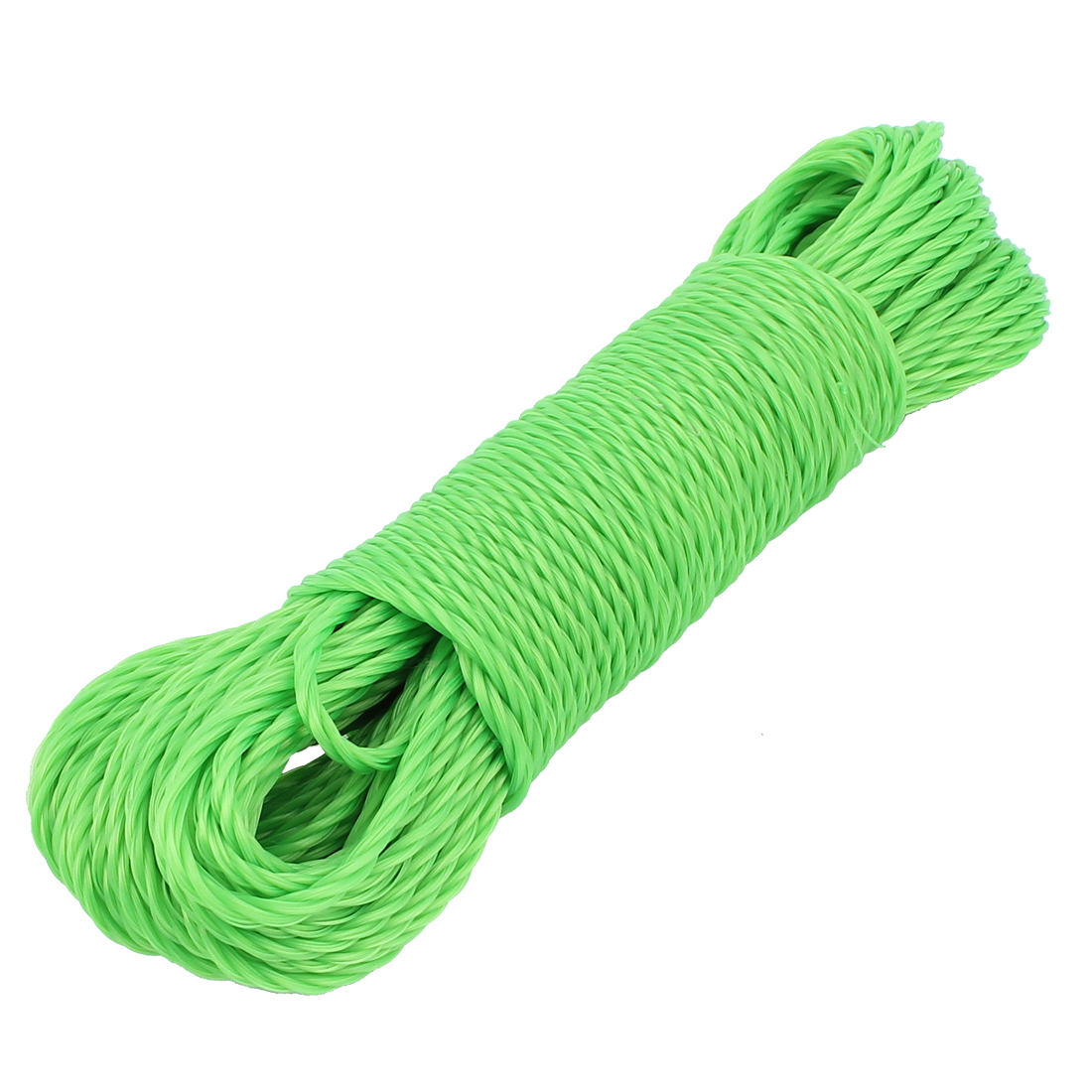 20M Nylon Clothes Line Washing Clothesline Rope Laundry Dryer Green