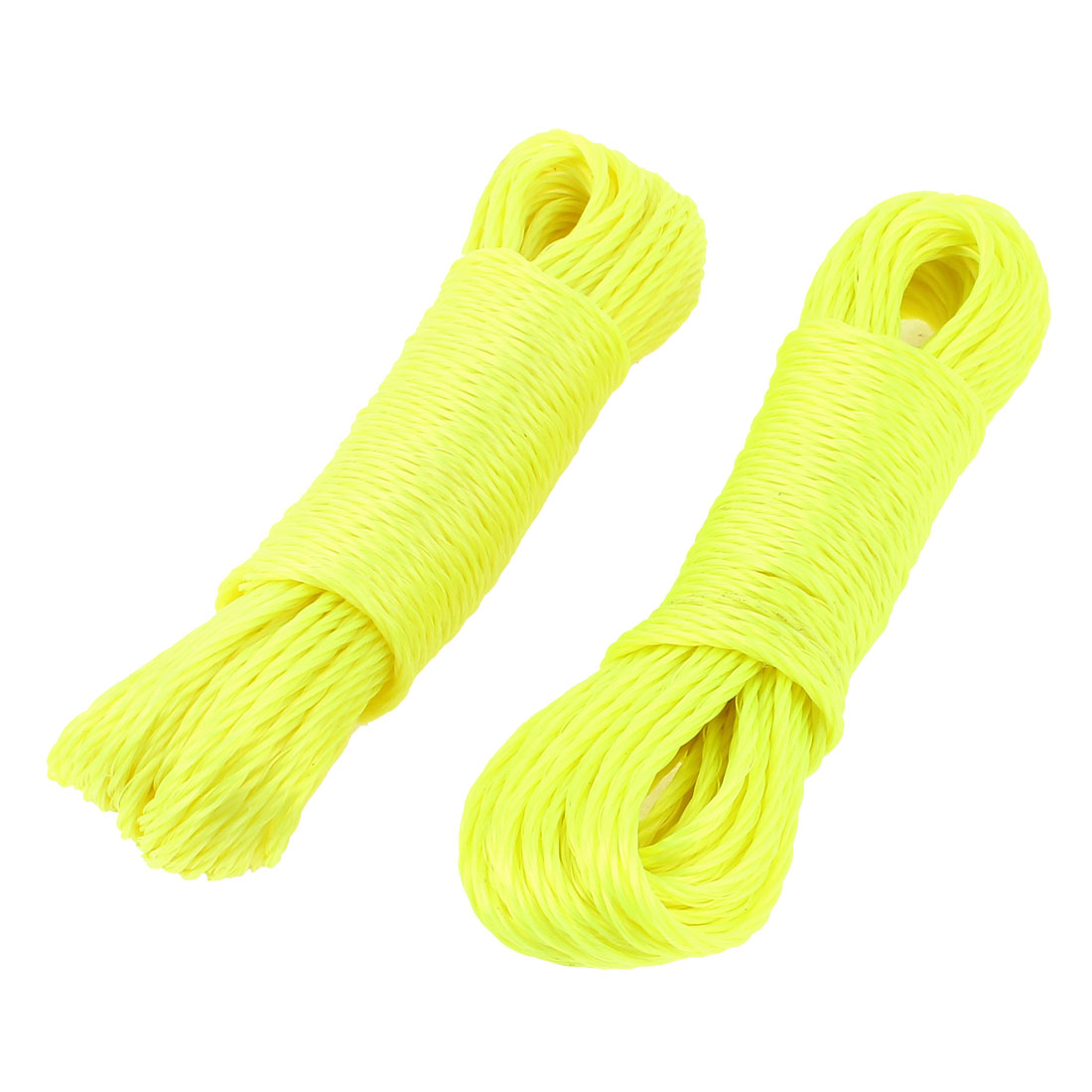 20M Nylon Clothes Line Washing Clothesline Rope Laundry Dryer 2pcs