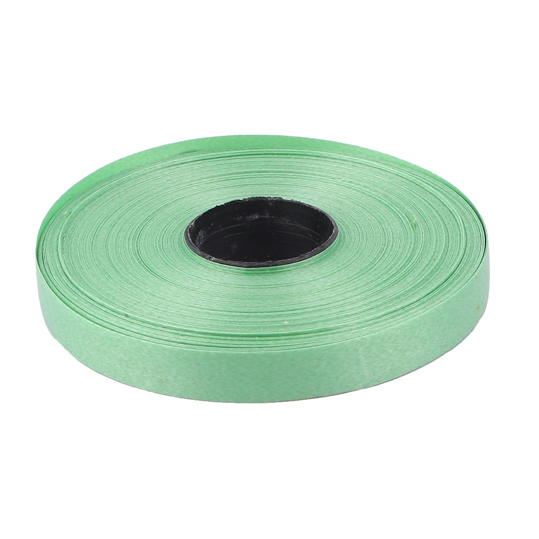 1/2 Inch Wide Polyester Satin Sheer Ribbon Roll 30M 33 Yard Green