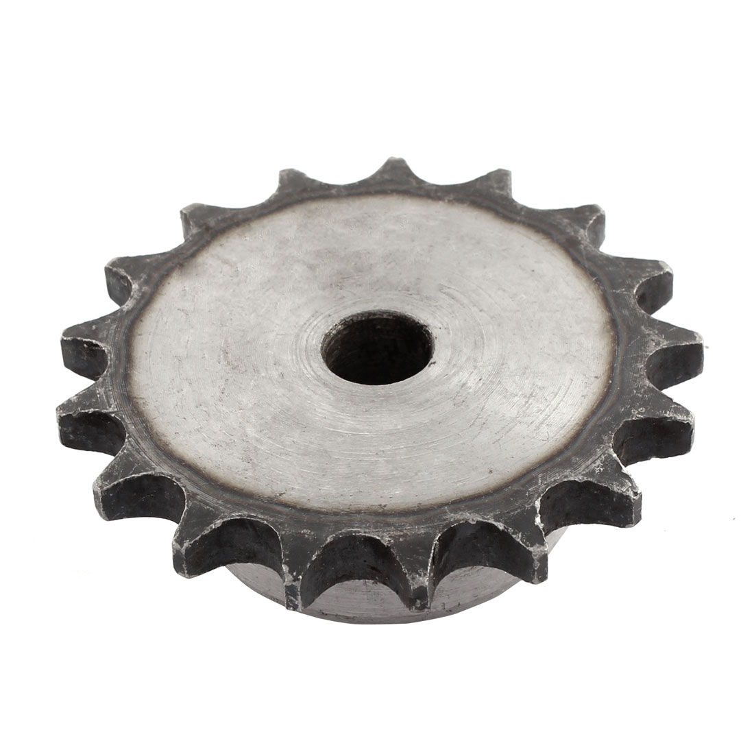 "Single Row 7/16"" Bore 17 Teeth Metal Chain Roller Drive Sprocket 12mmx70mm"