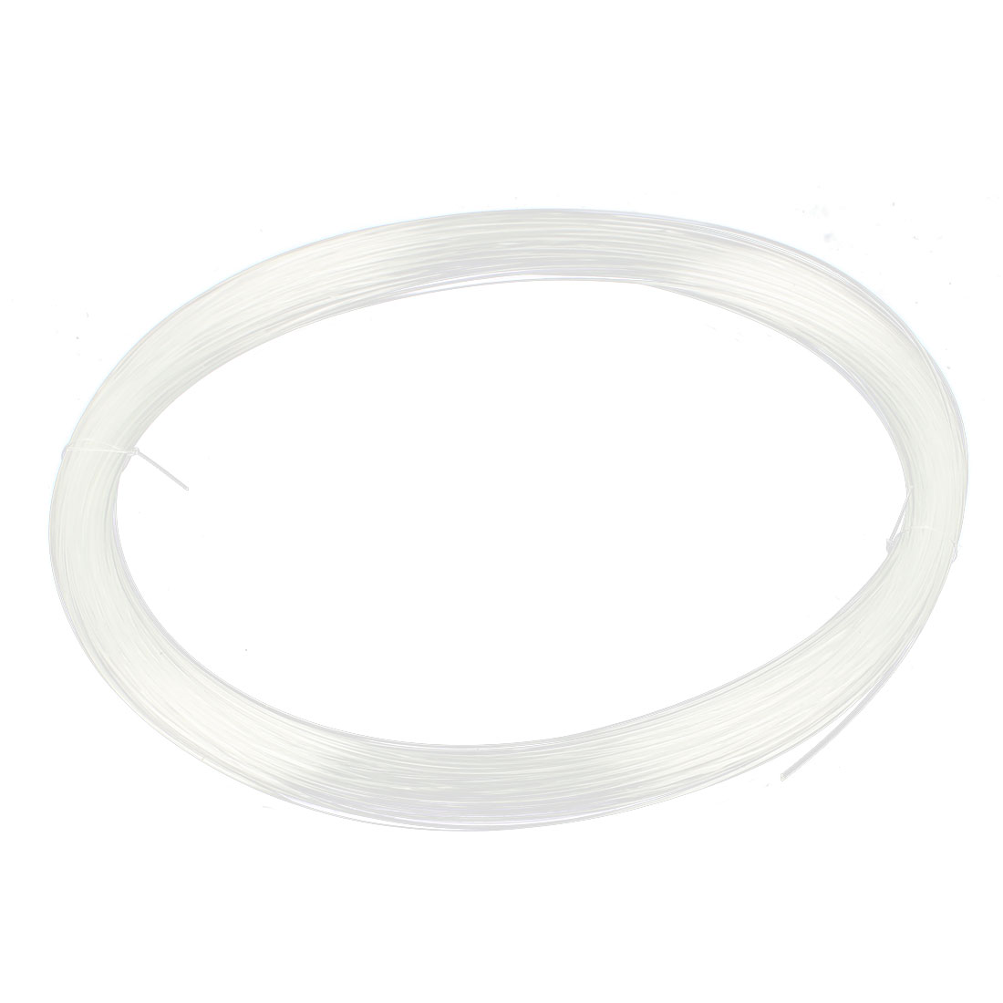 25kg 0.7mm Dia Clear Nylon String Pool Sea Fishing Line Spool 33M 110ft Long
