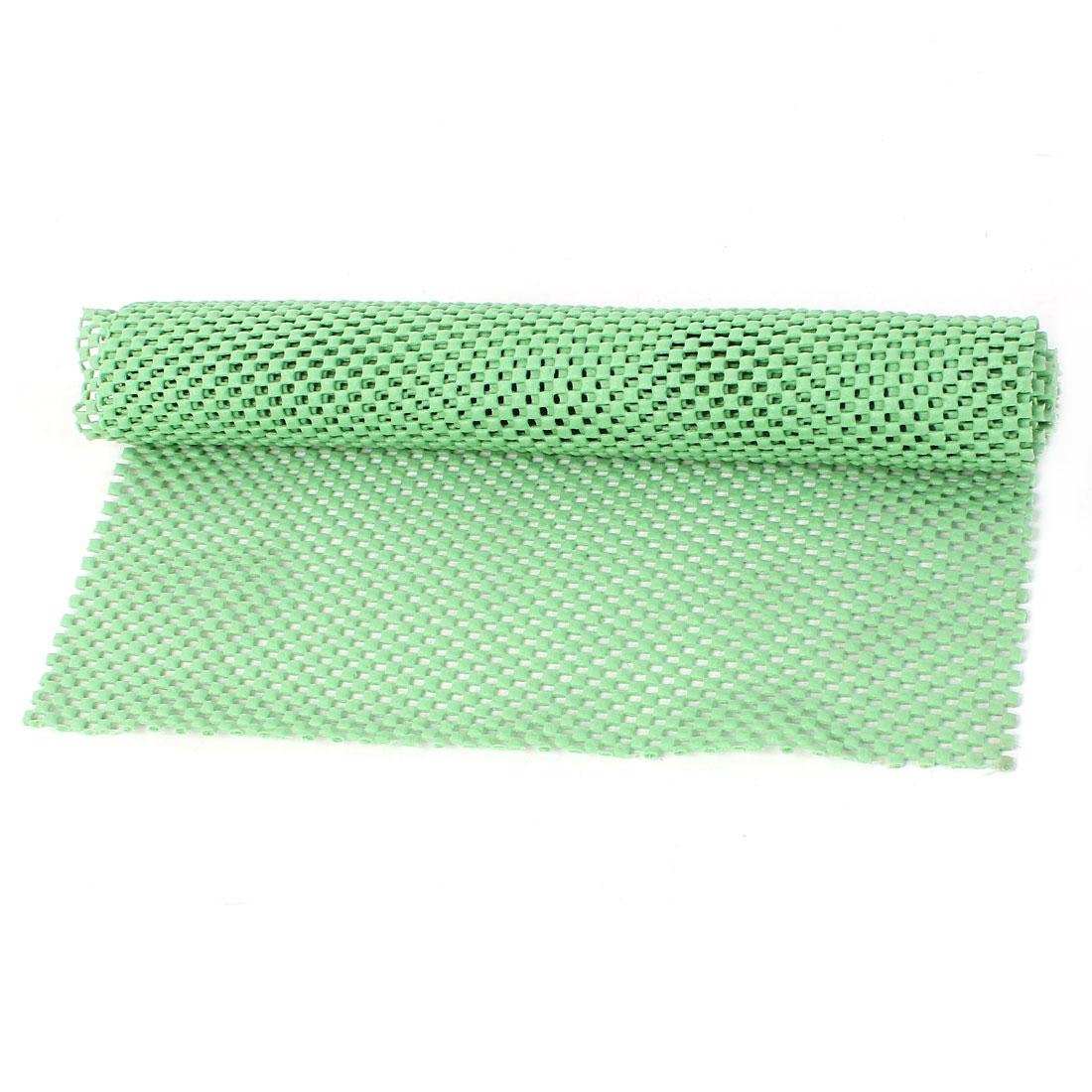 Car Vehicle Auto Soft Foam Pad Toolbox Drawer Liner Antislip Mat Green 90cm x 30cm